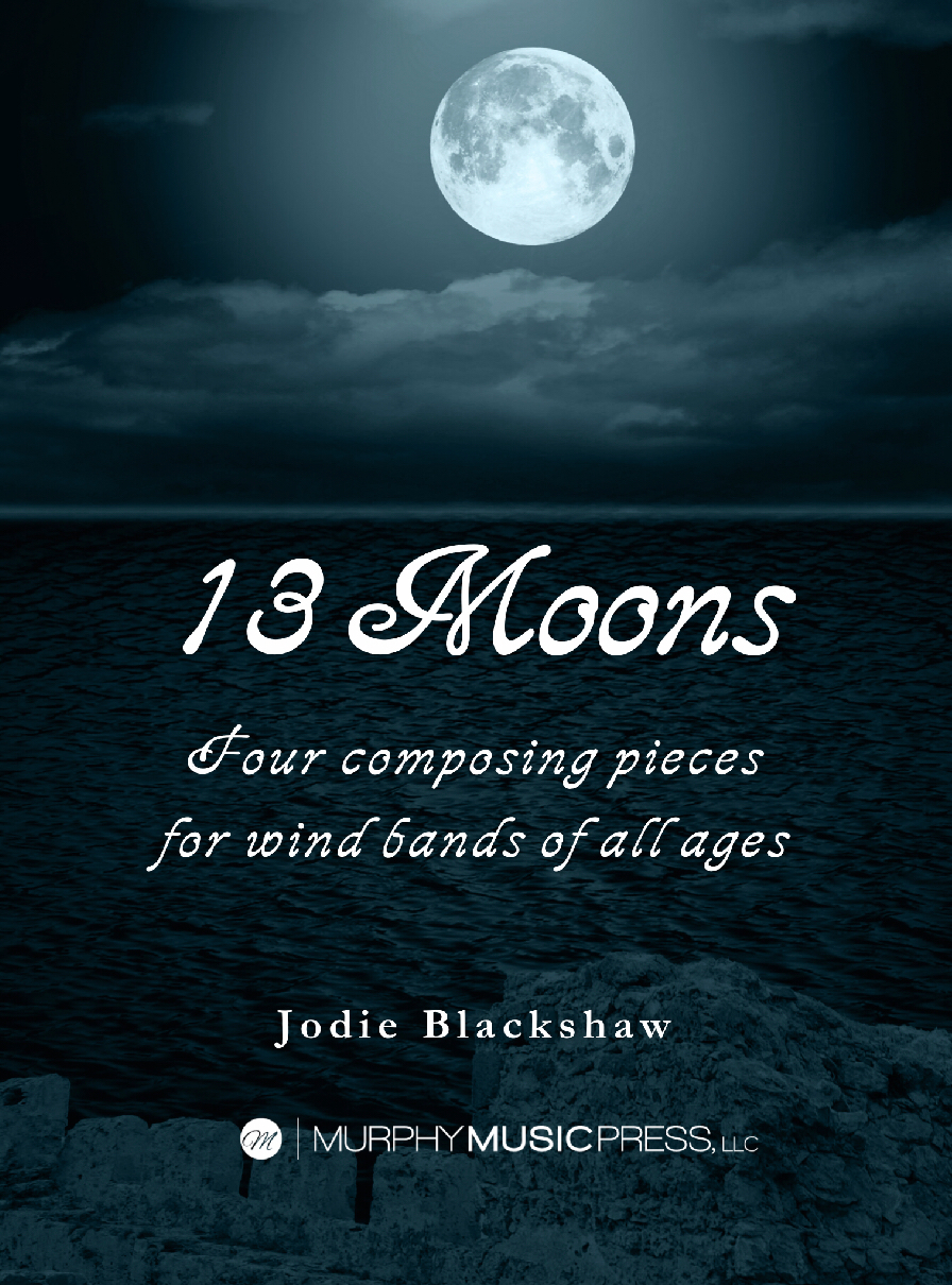 13 Moons (Score Only) by Jodie Blackshaw