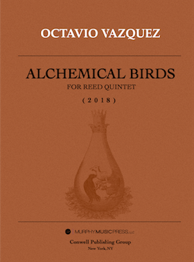 Alchemical Birds by Octavio Vazquez