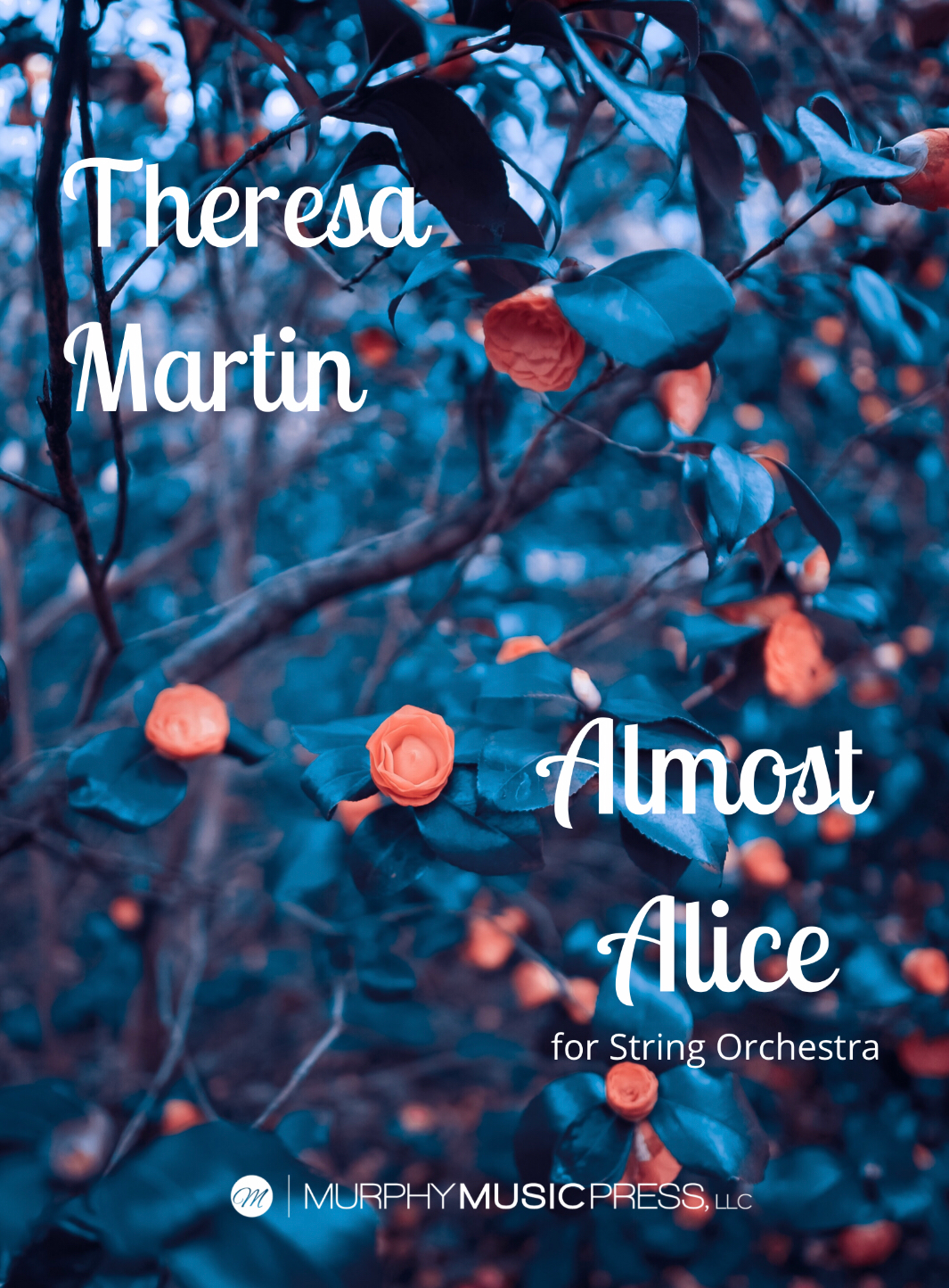 Almost Alice (Intermediate Version) by Theresa Martin
