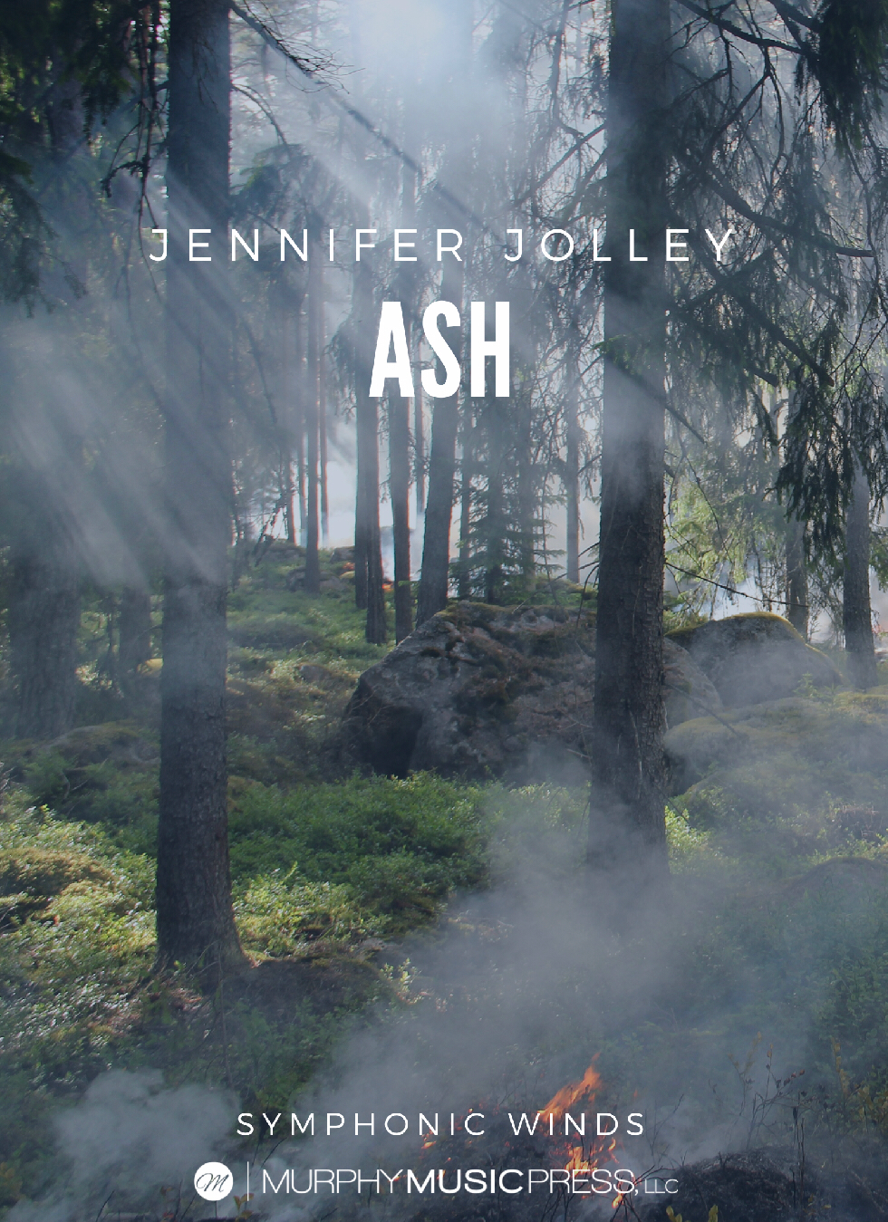 Ash (Score Only) Parts Available By Request by Jennifer Jolley