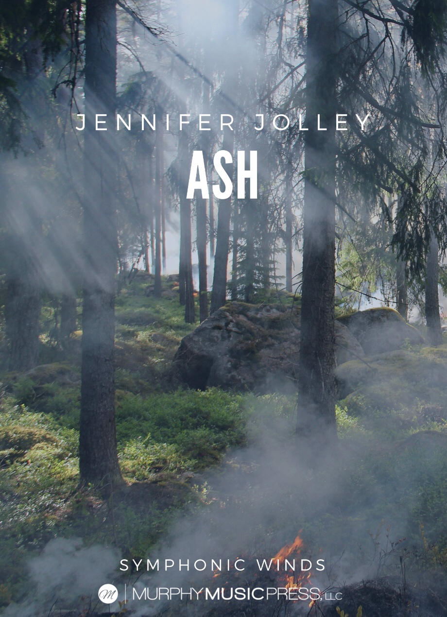 Ash (Score Only) by Jennifer Jolley