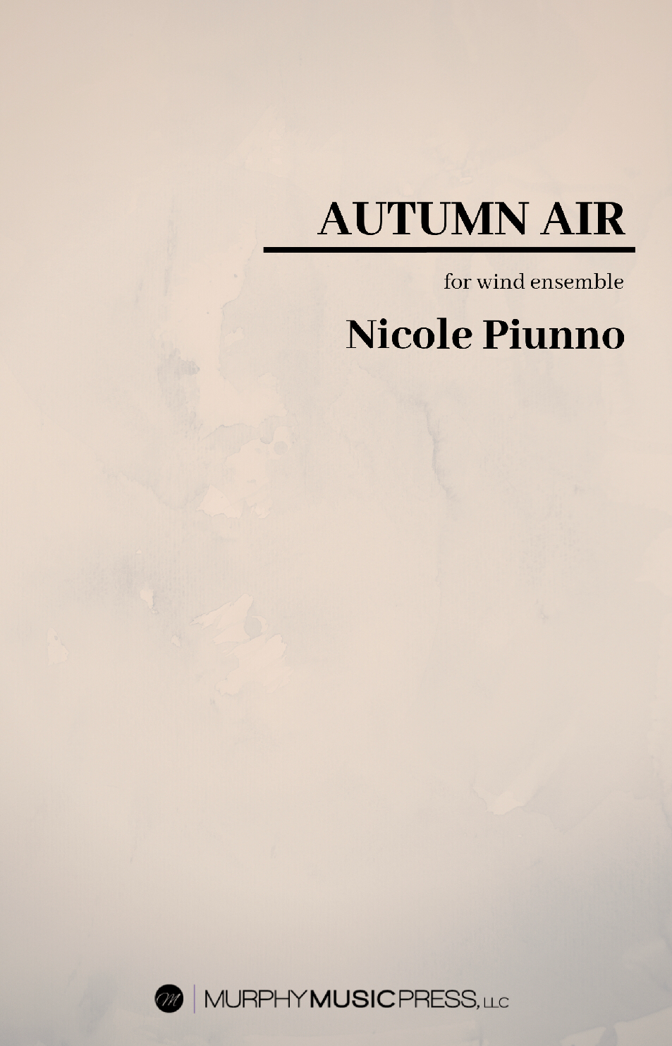 Autumn Air by Nicole Piunno