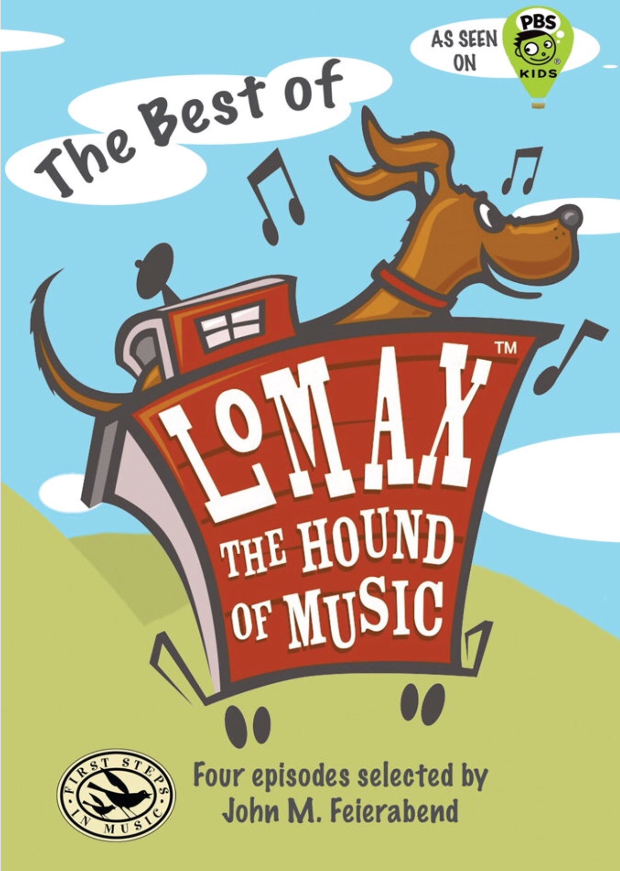 Best Of Lomax The Hound (DVD) by John Feierabend