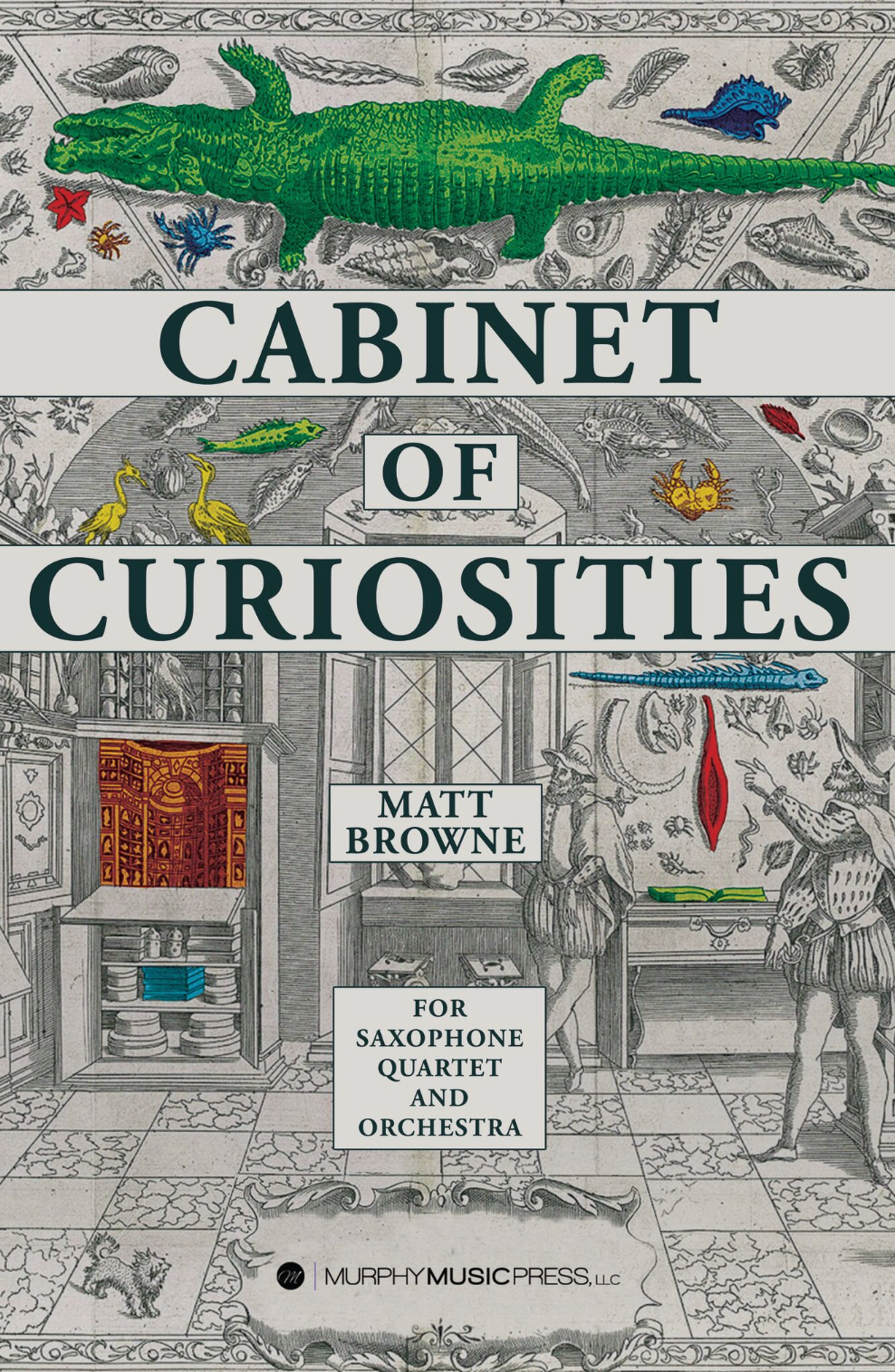 Cabinet Of Curiosities  by Matthew Browne