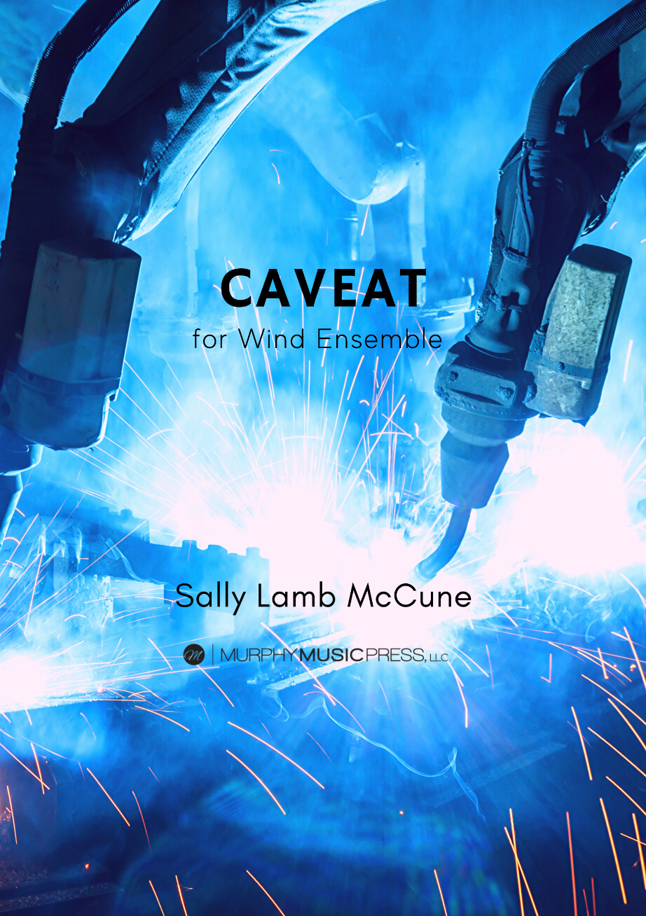 Caveat by Sally Lamb McCune