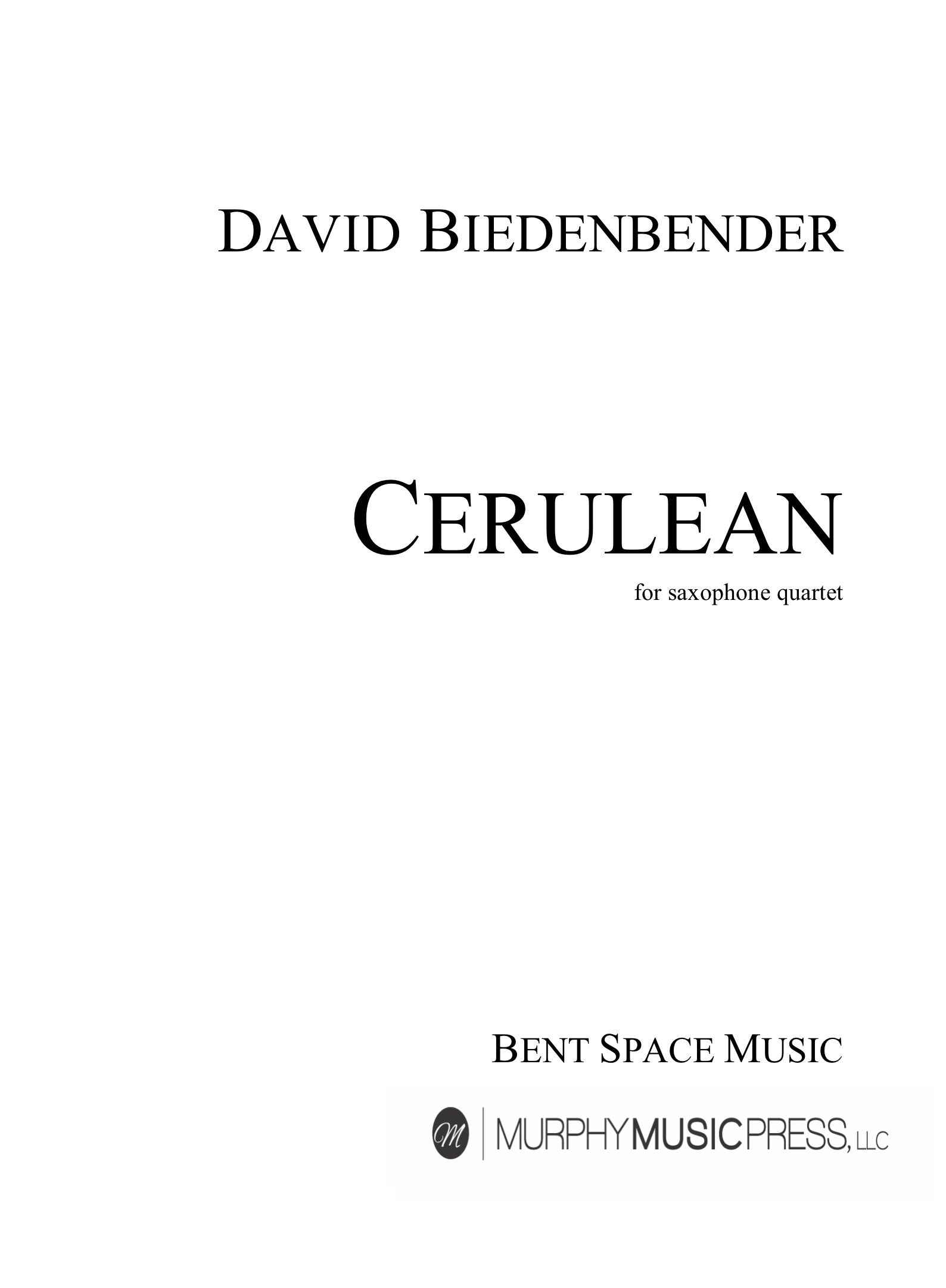 Cerulean  by David Biedenbender
