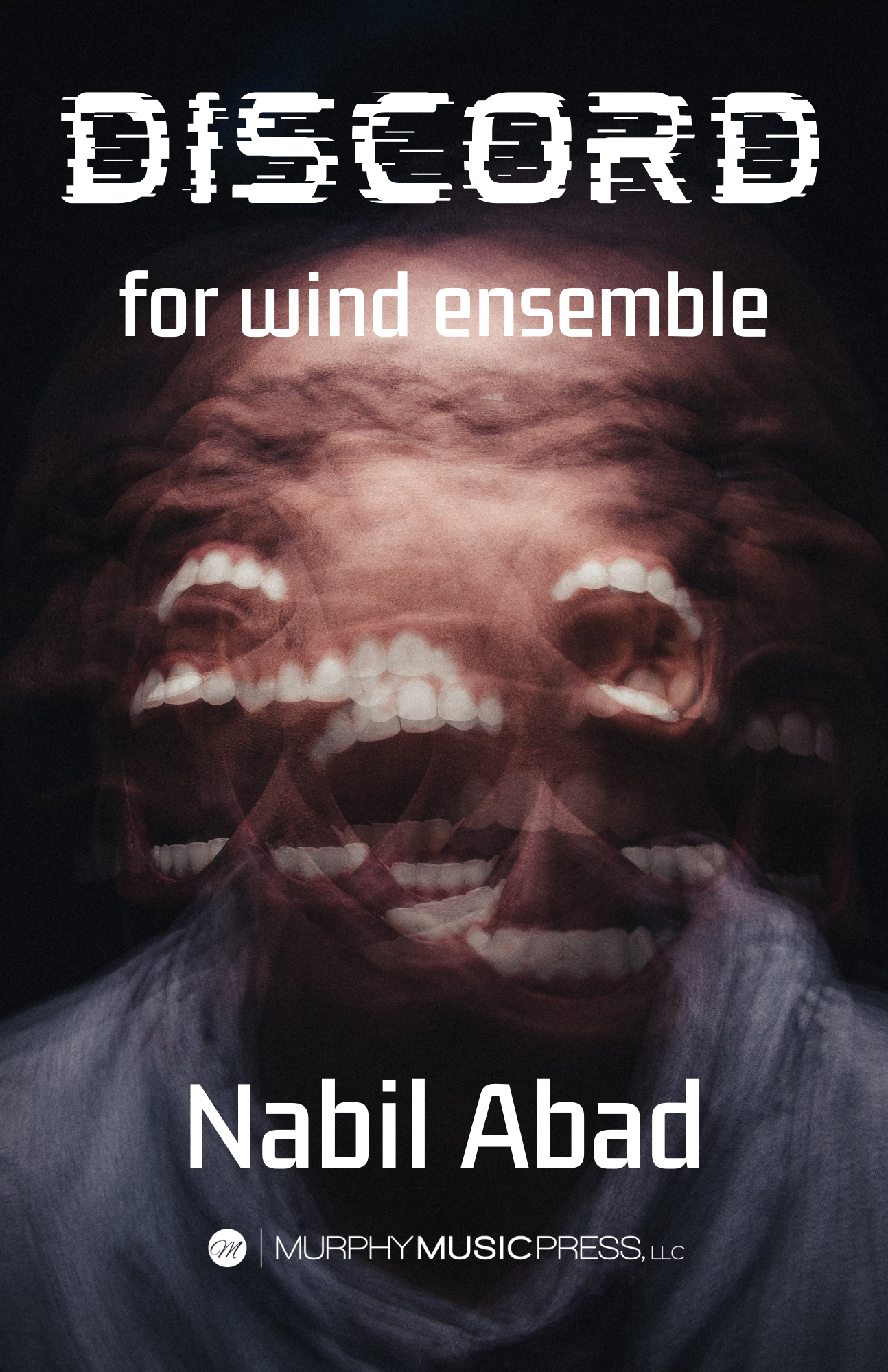 Discord (Score Only) by Nabil Abad