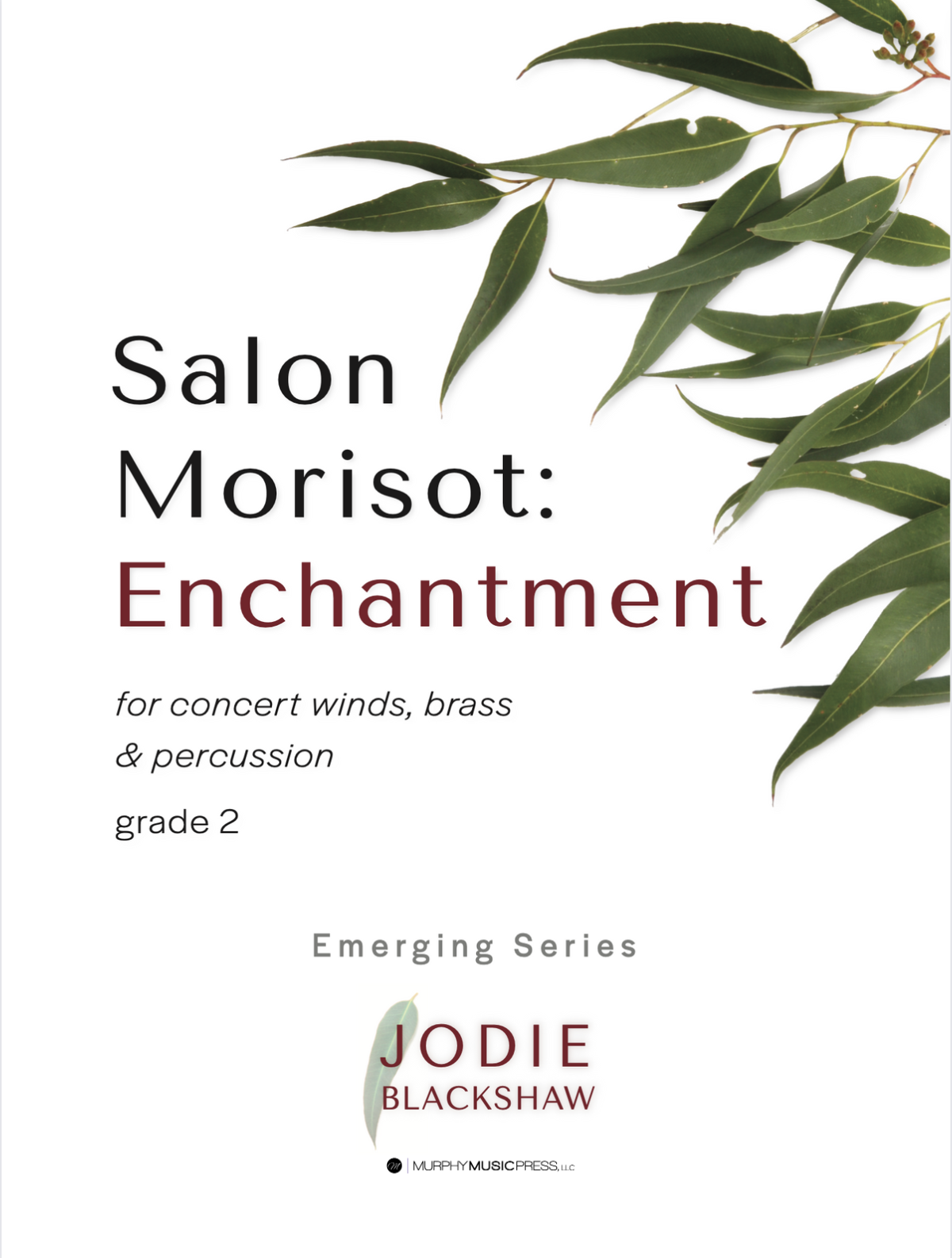 Enchantment (Score Only) by Jodie Blackshaw