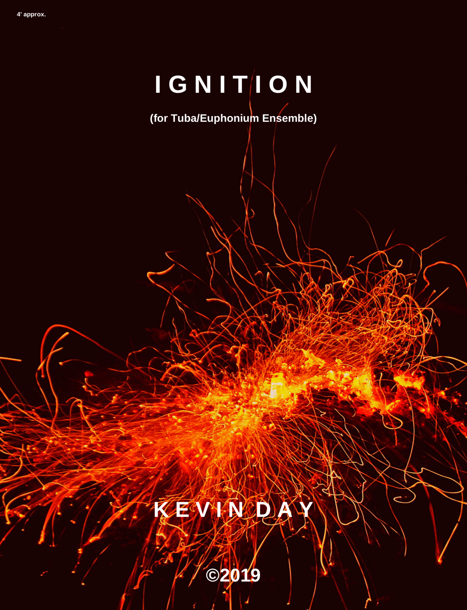 Ignition  by Kevin Day
