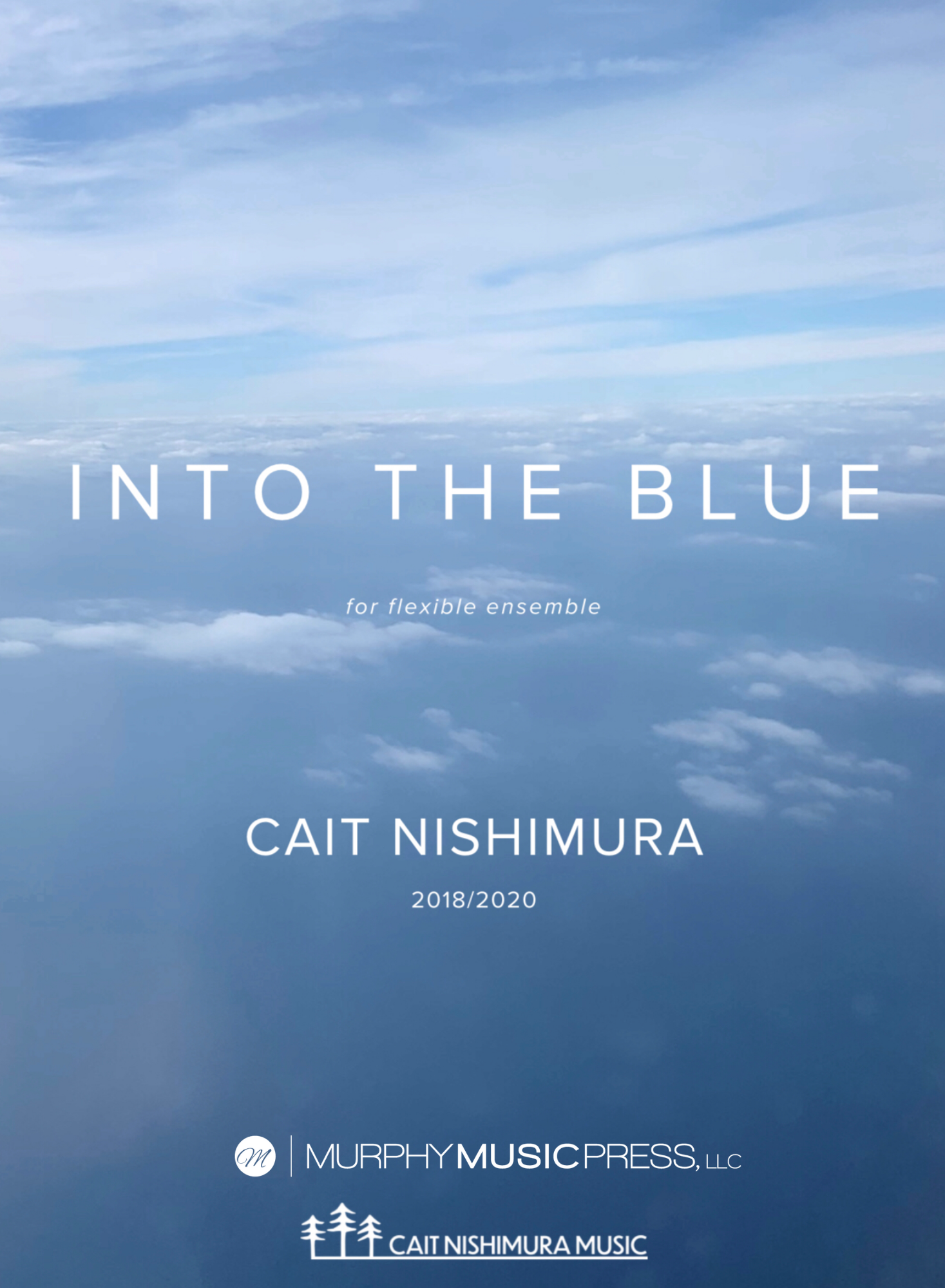 Into The Blue (Flex Band Version) by Cait Nishimura