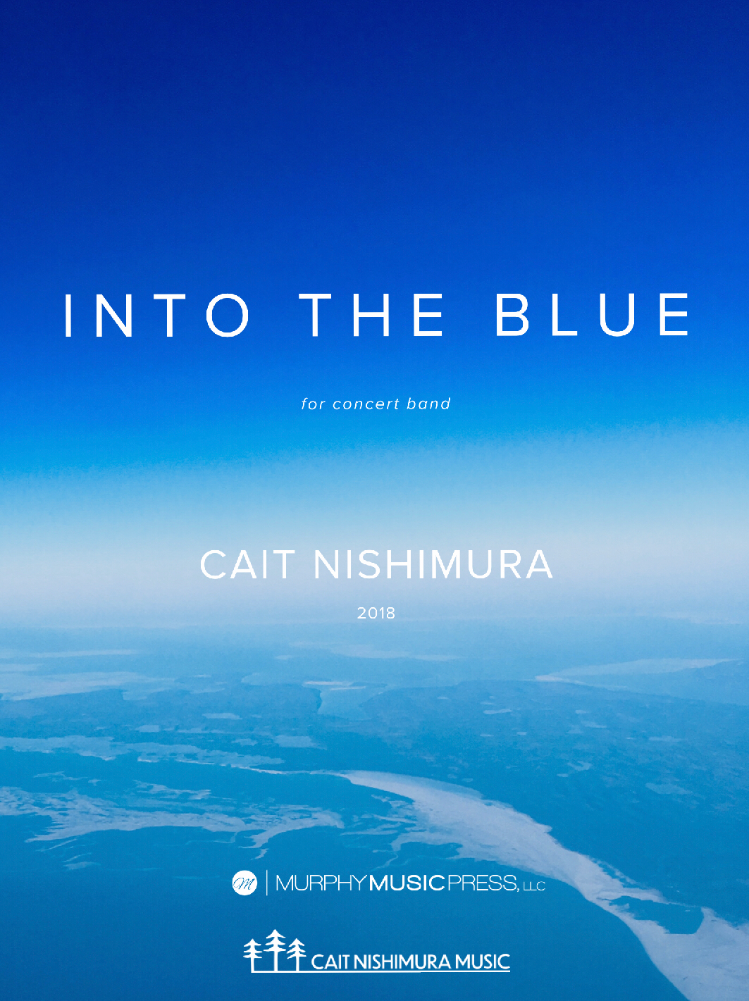 Into The Blue by Cait Nishimura