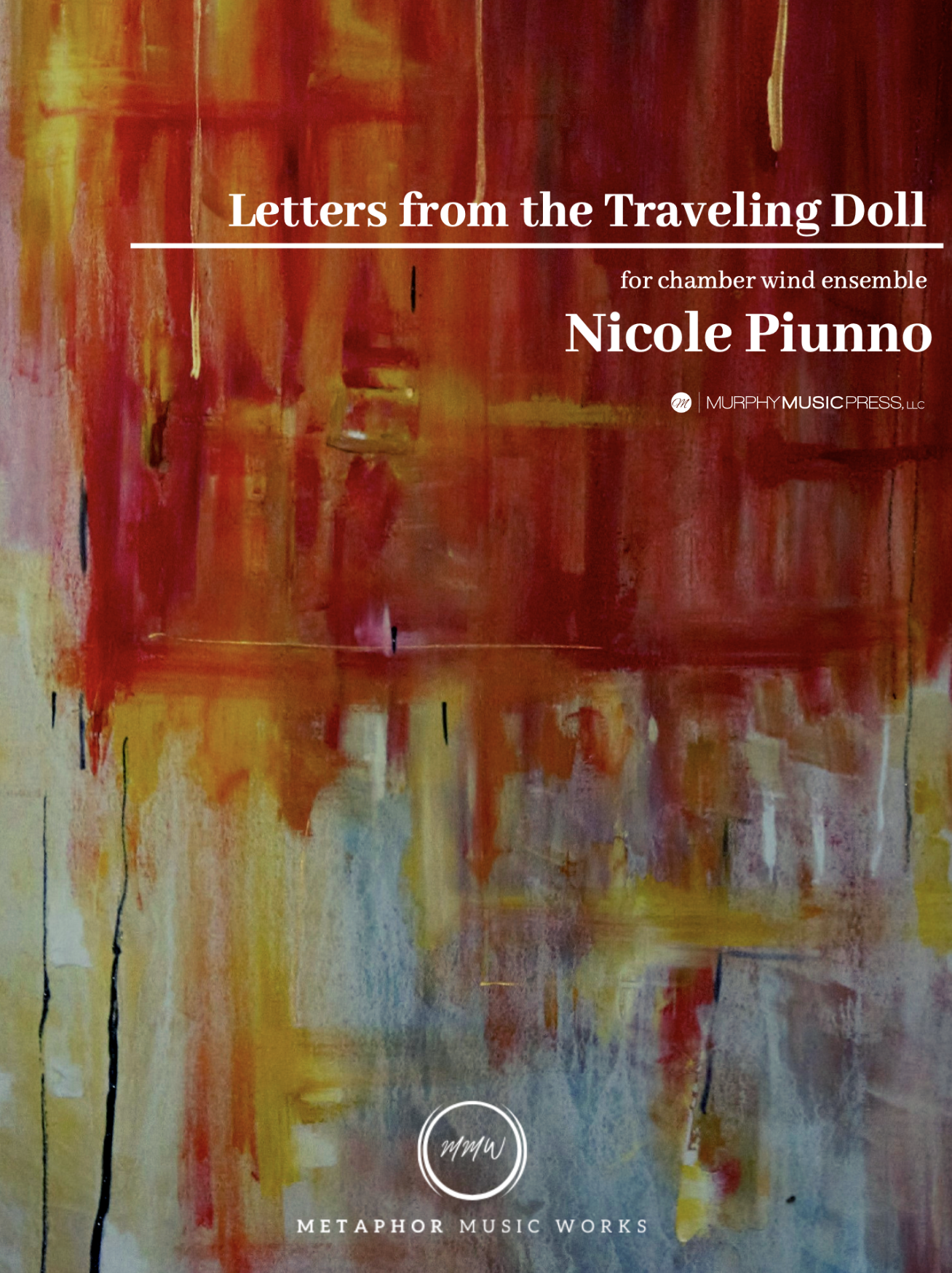 Letters From The Traveling Doll by Nicole Piunno