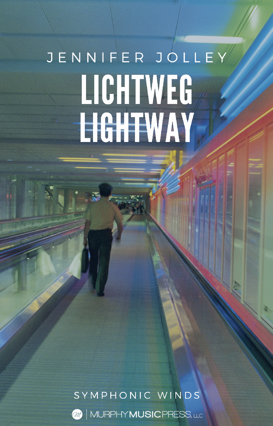Lichtweg/Lightway by Jennifer Jolley