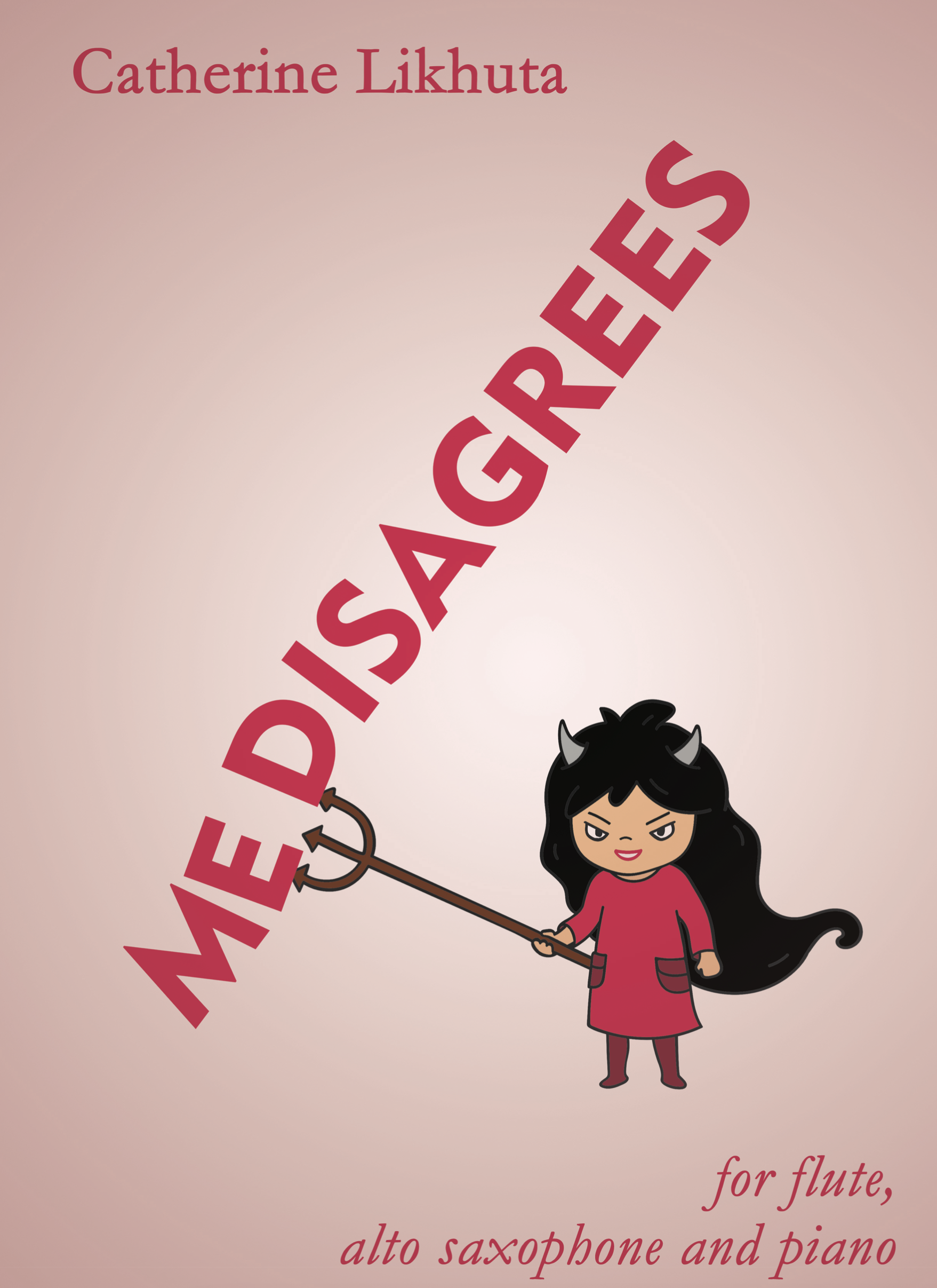 Me Disagrees by Catherine Likhuta