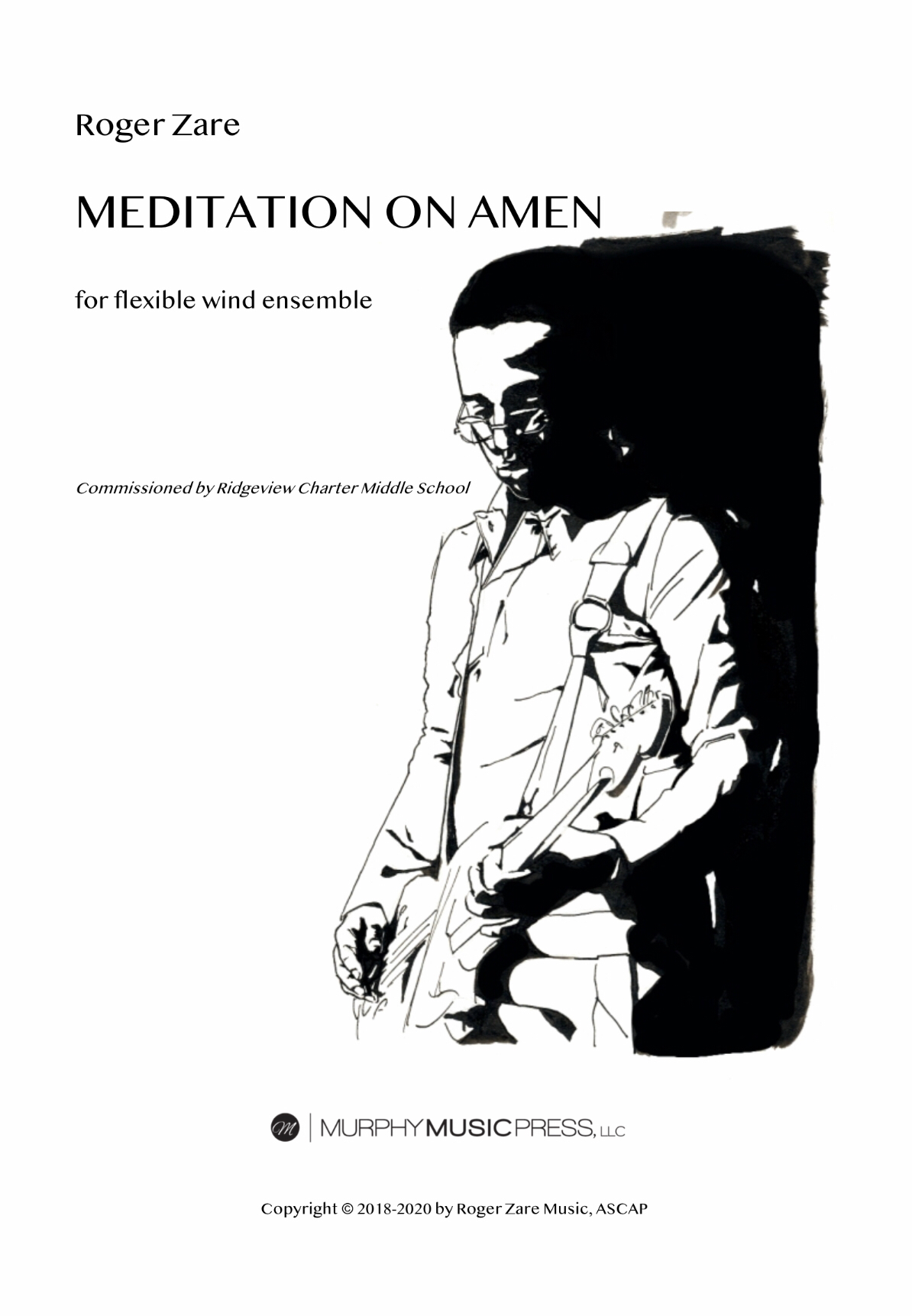 Meditation On Amen by Roger Zare