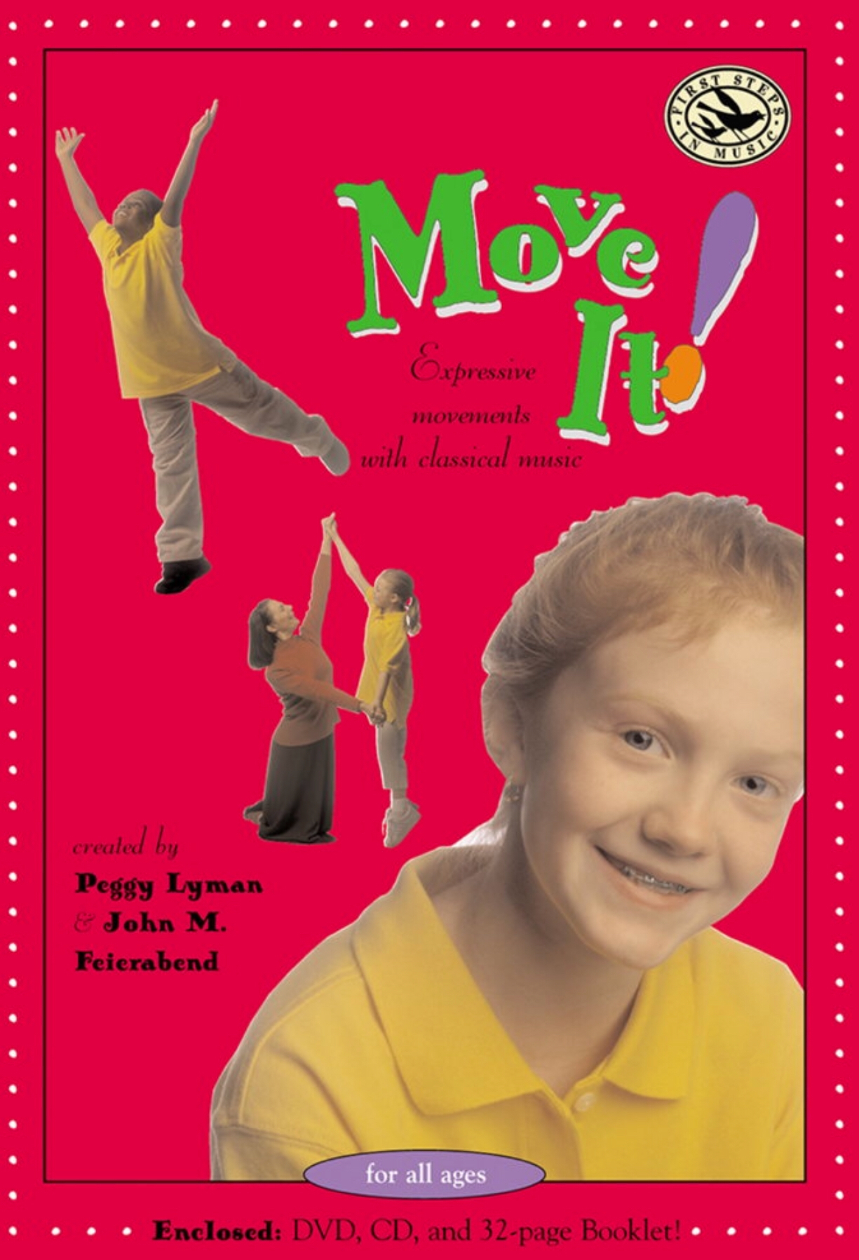 Move It! (DVD)  by Peggy Lyman