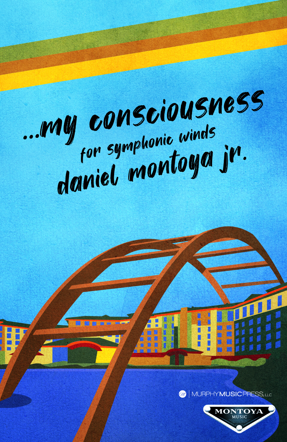 ...My Consciousness by Daniel Montoya Jr.
