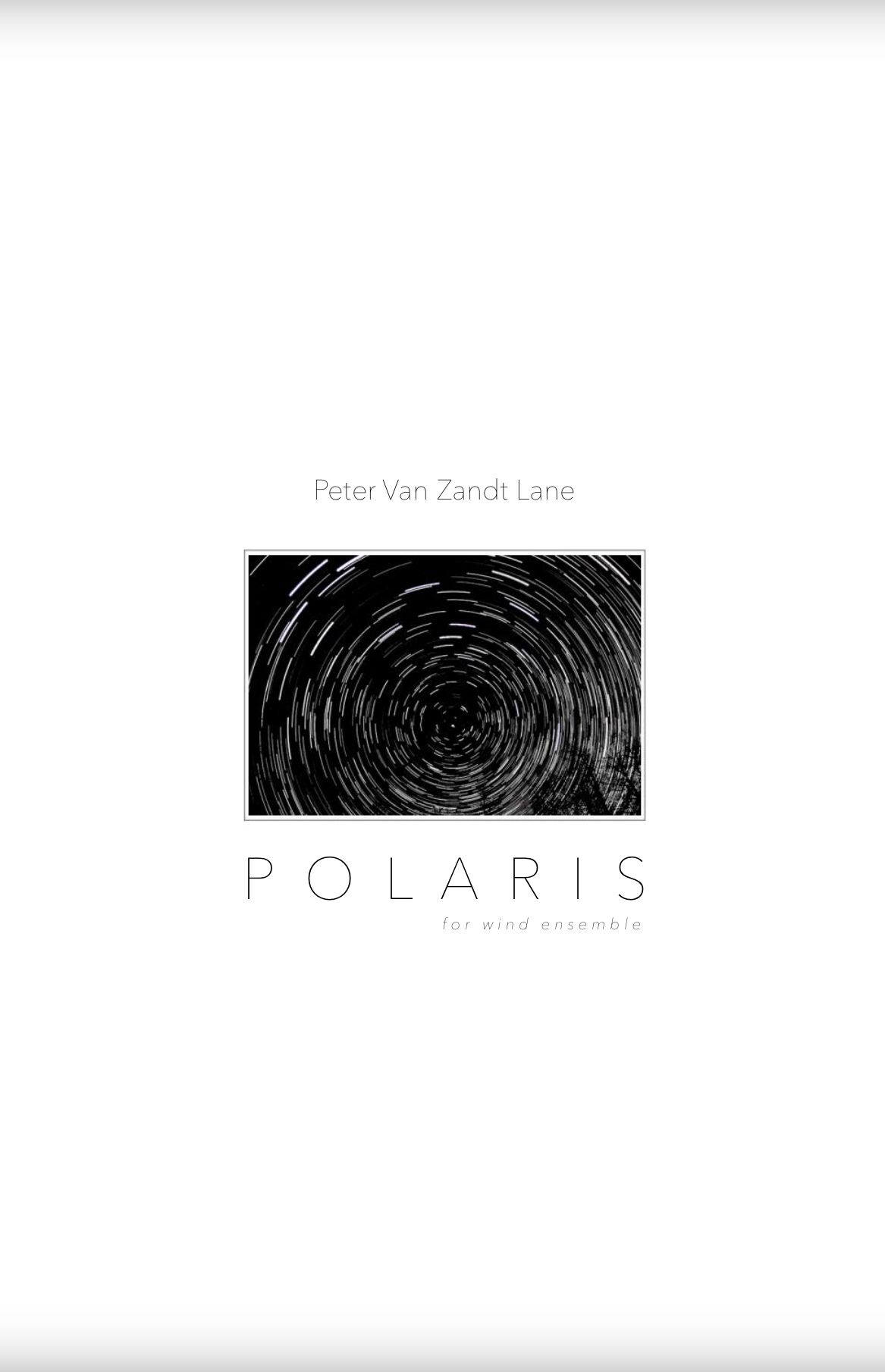 Polaris  by Peter Van Zandt Lane