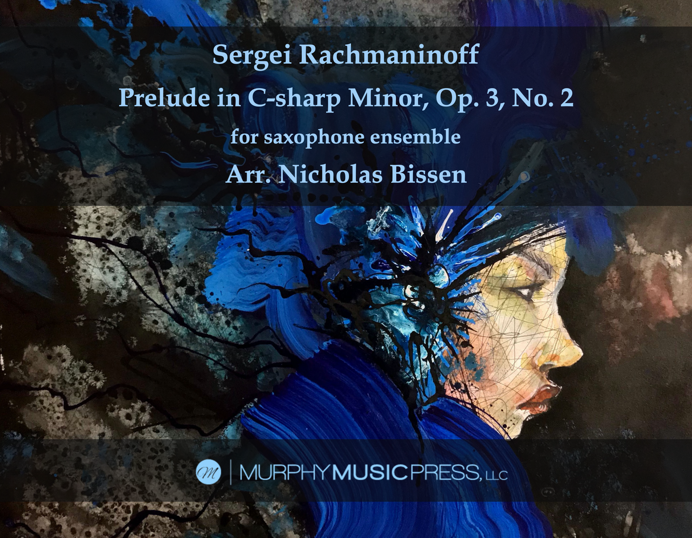 Prelude In C Sharp Minor by Rachmaninoff, arr Nicholas Bissen
