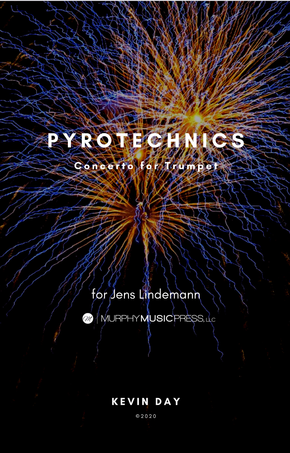 Pyrotechnics (Parts Rental Only) by Kevin Day