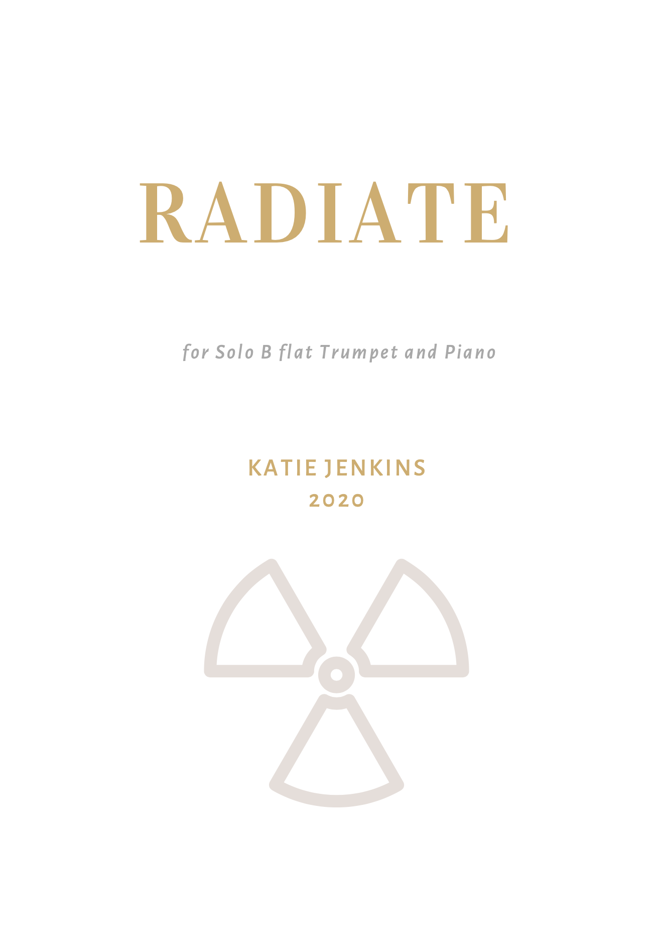 Radiate by Katie Jenkins