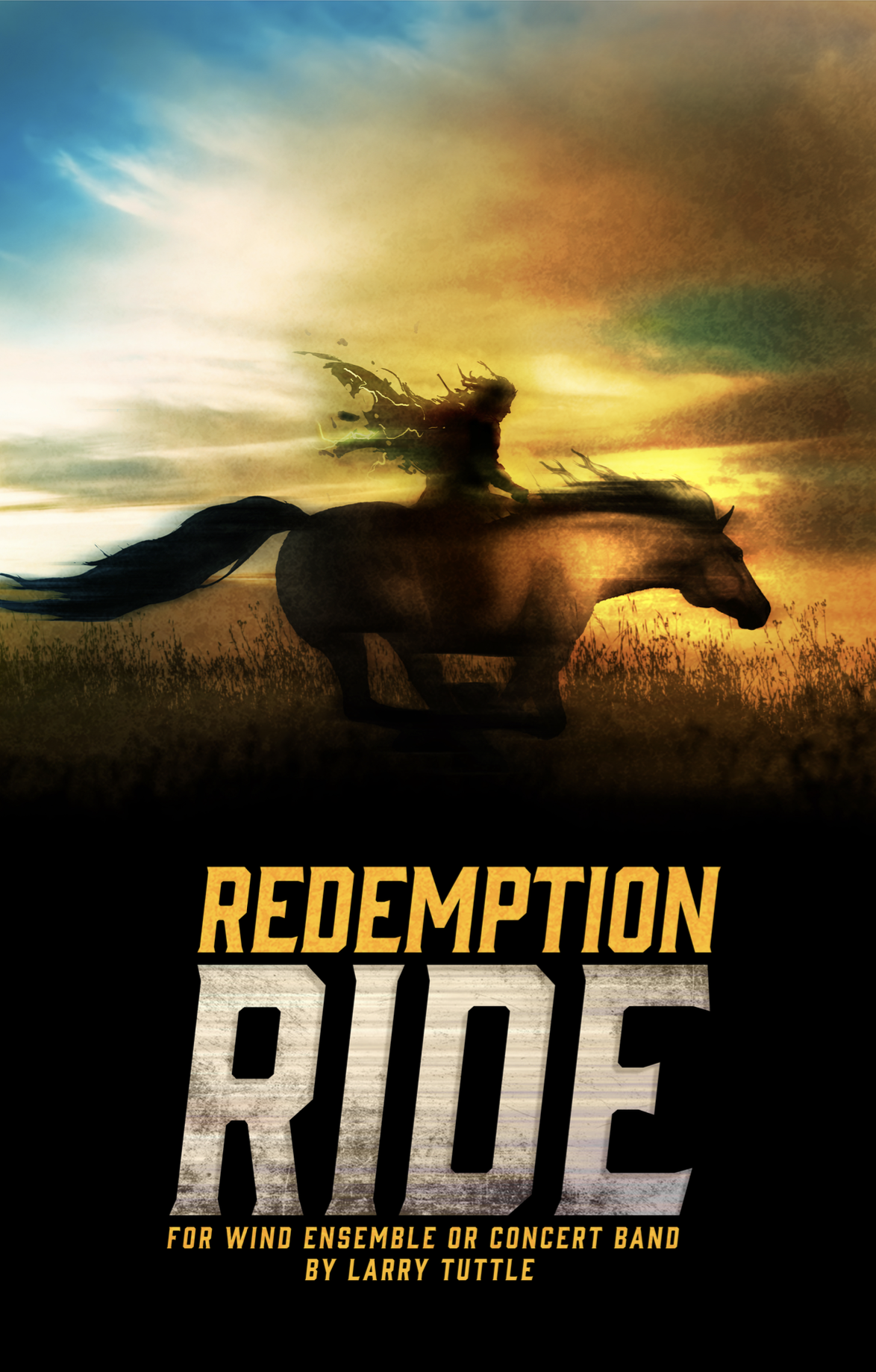 Redemption Ride by Larry Tuttle