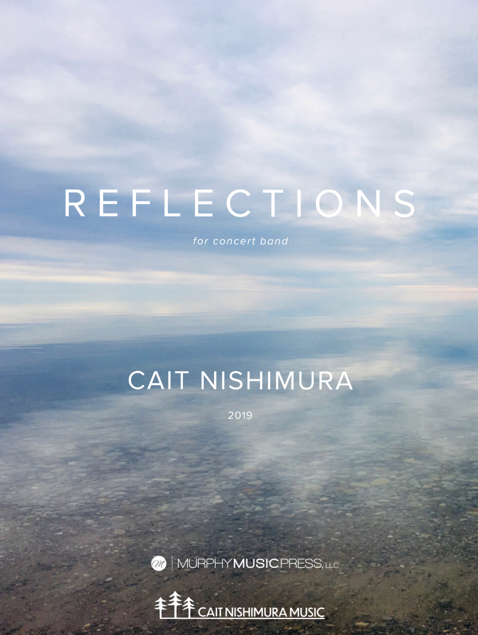 Reflections by Cait Nishimura
