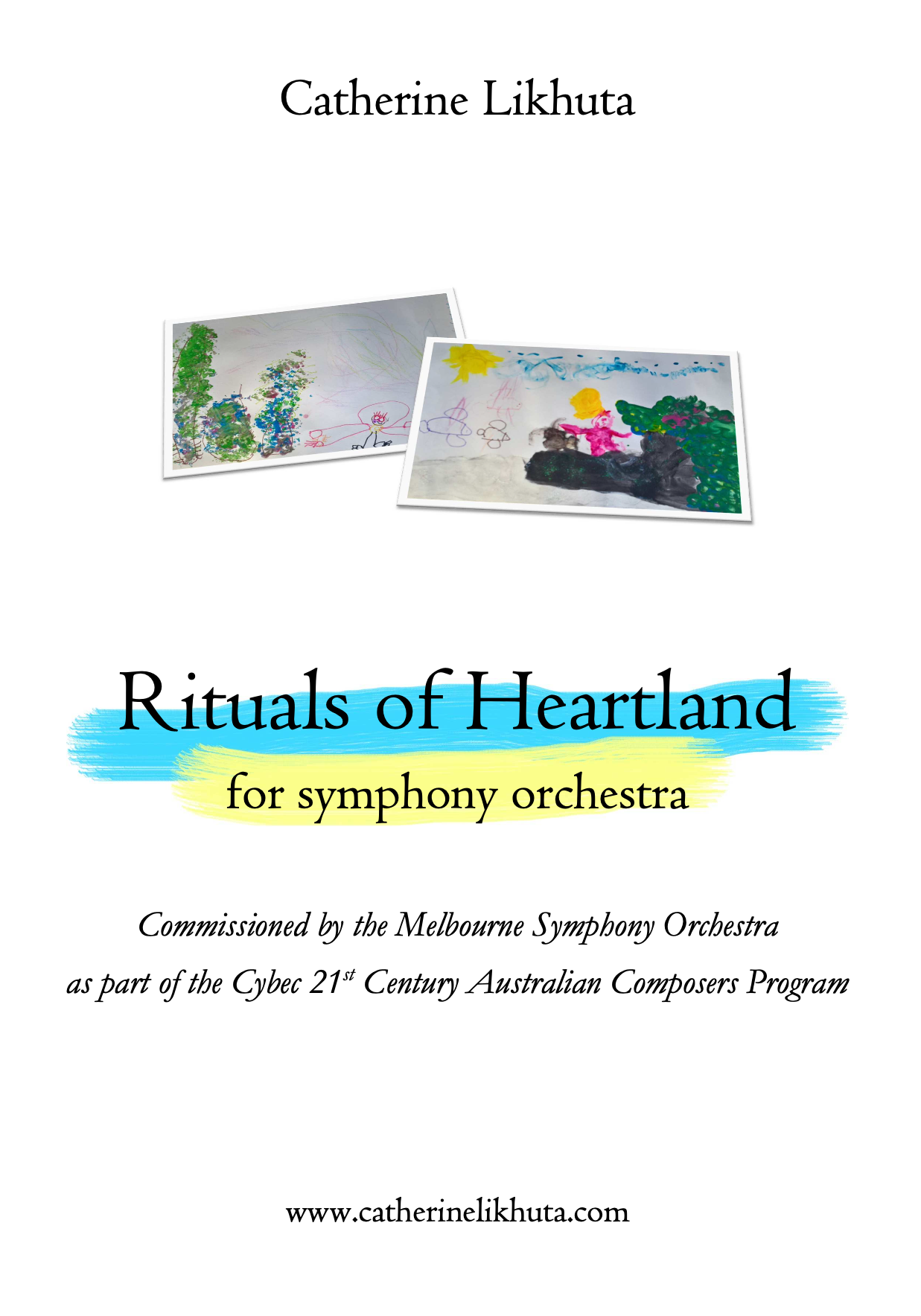 Rituals Of The Heartland by Cathy Likhuta