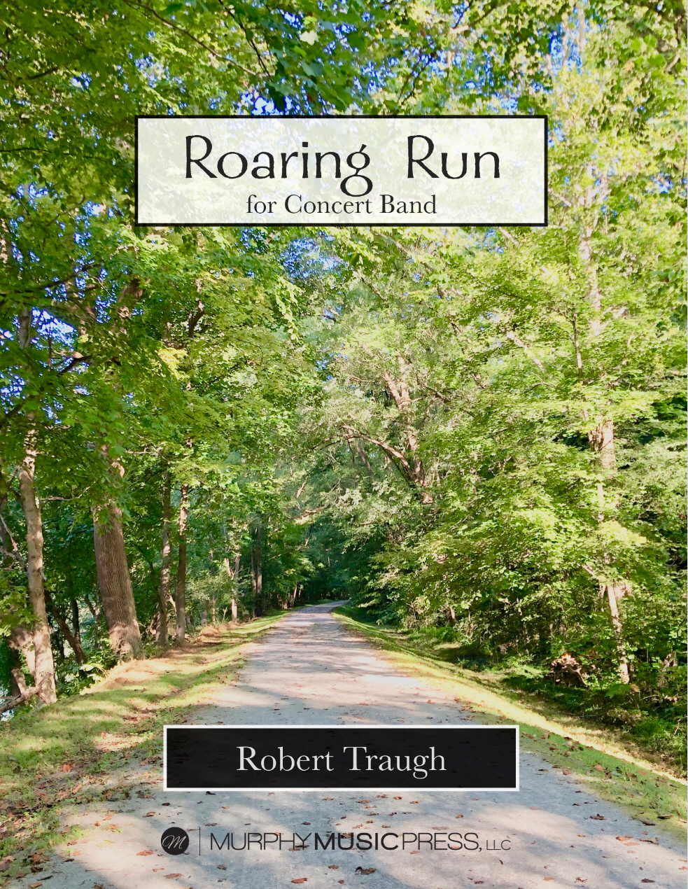 Roaring Run by Rob Traugh