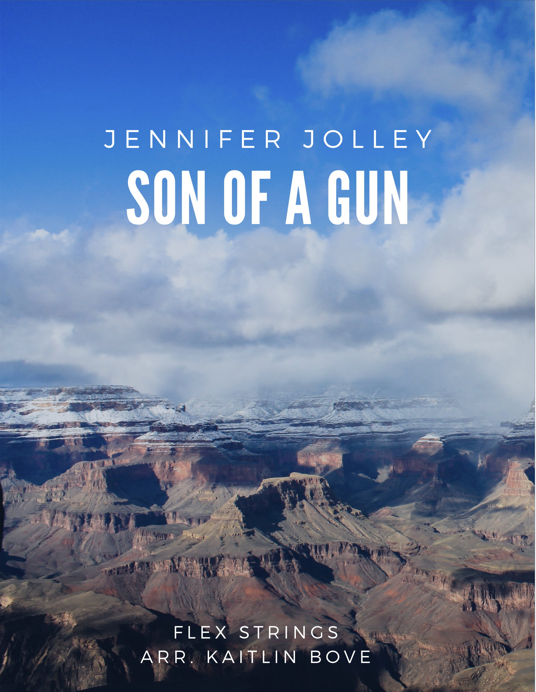 Son Of A Gun (Flex Strings Version) by Jennifer Jolley