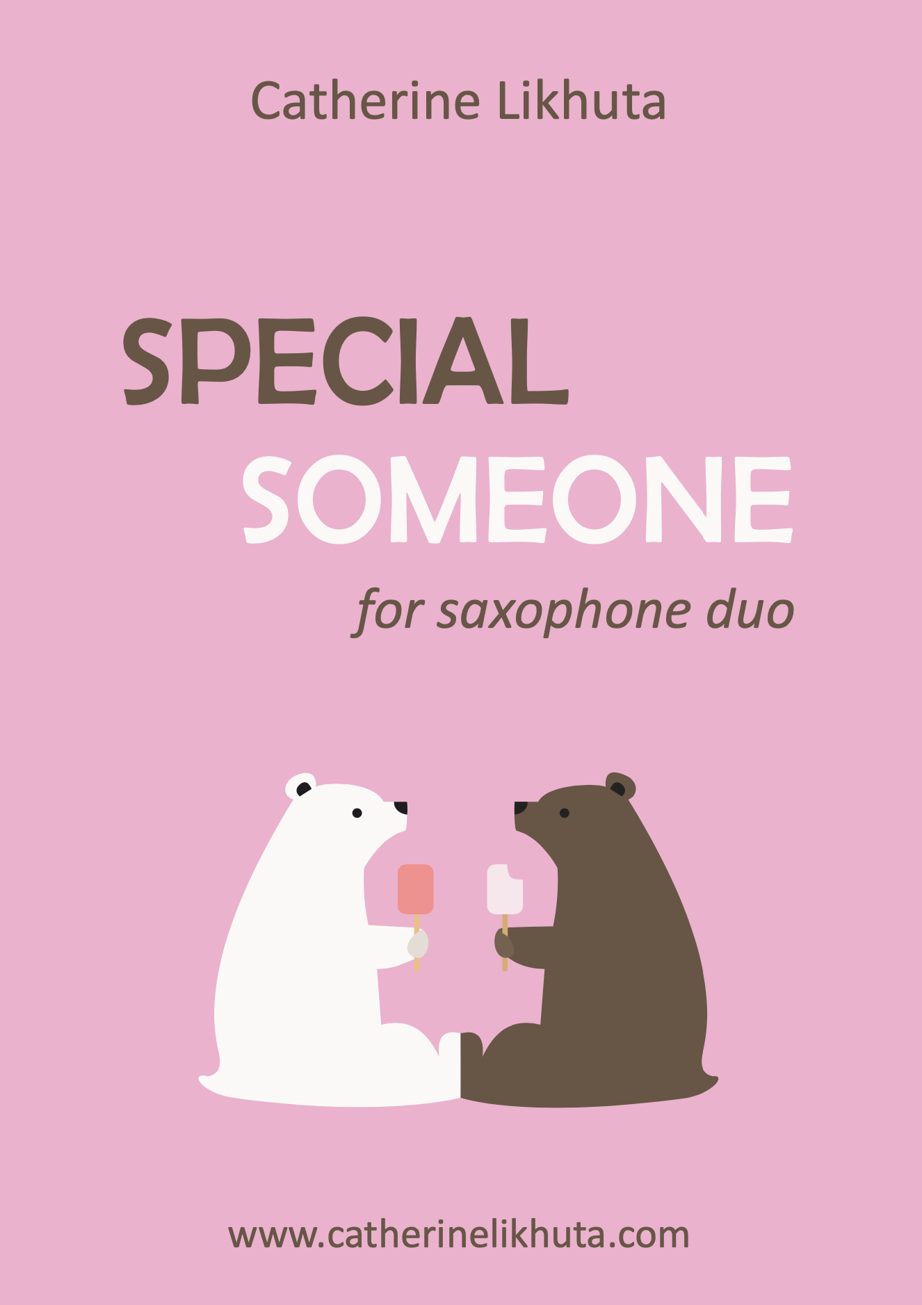 Special Someone by Catherine Likhuta