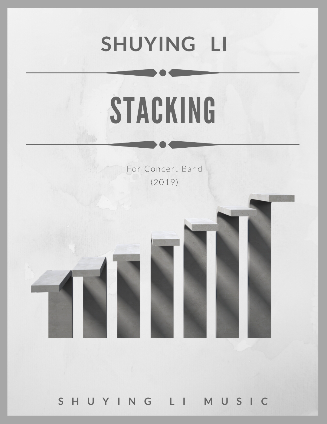 Stacking by Shuying Li