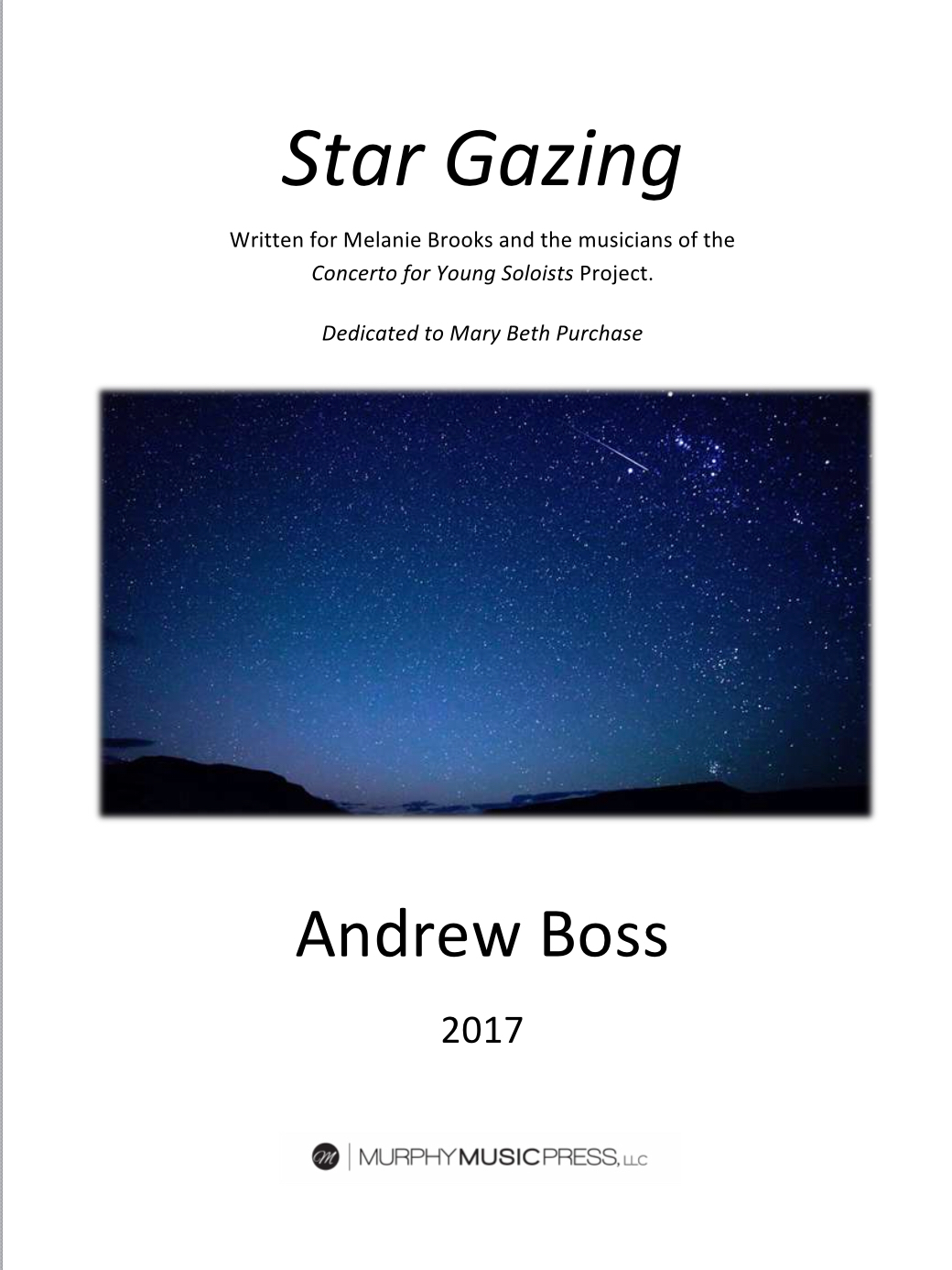 Stargazing by Andrew Boss