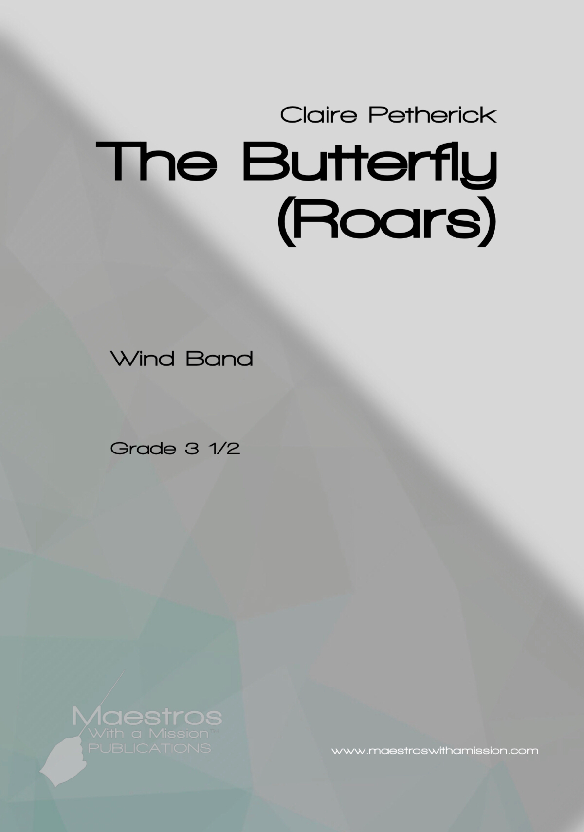 The Butterfly (Roars) by Claire Petherick