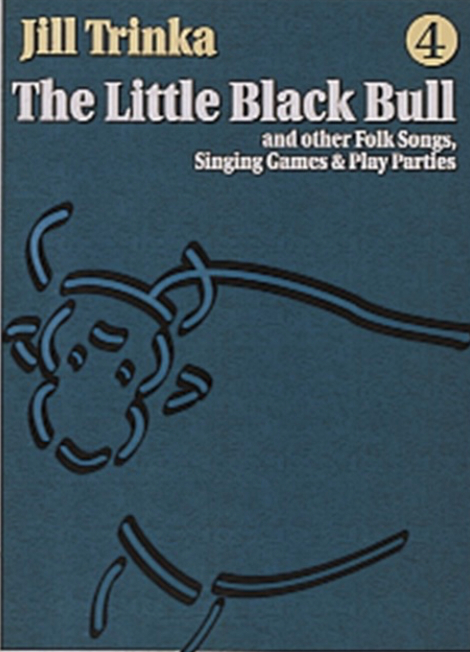 The Little Black Bull (Book And CD) by Jill Trinka