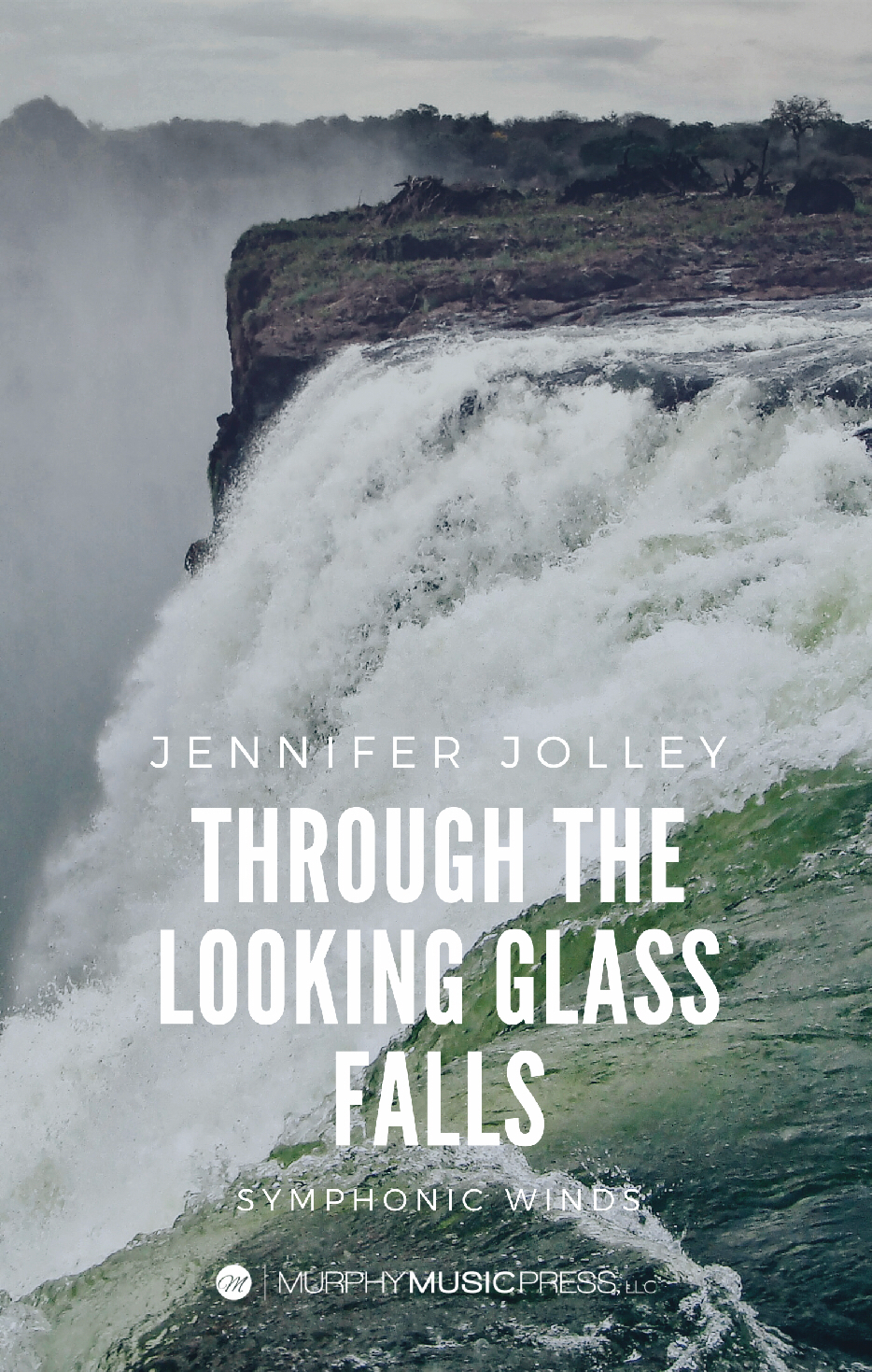 Through The Looking Glass Falls (Parts Rental Only) by Jennifer Jolley