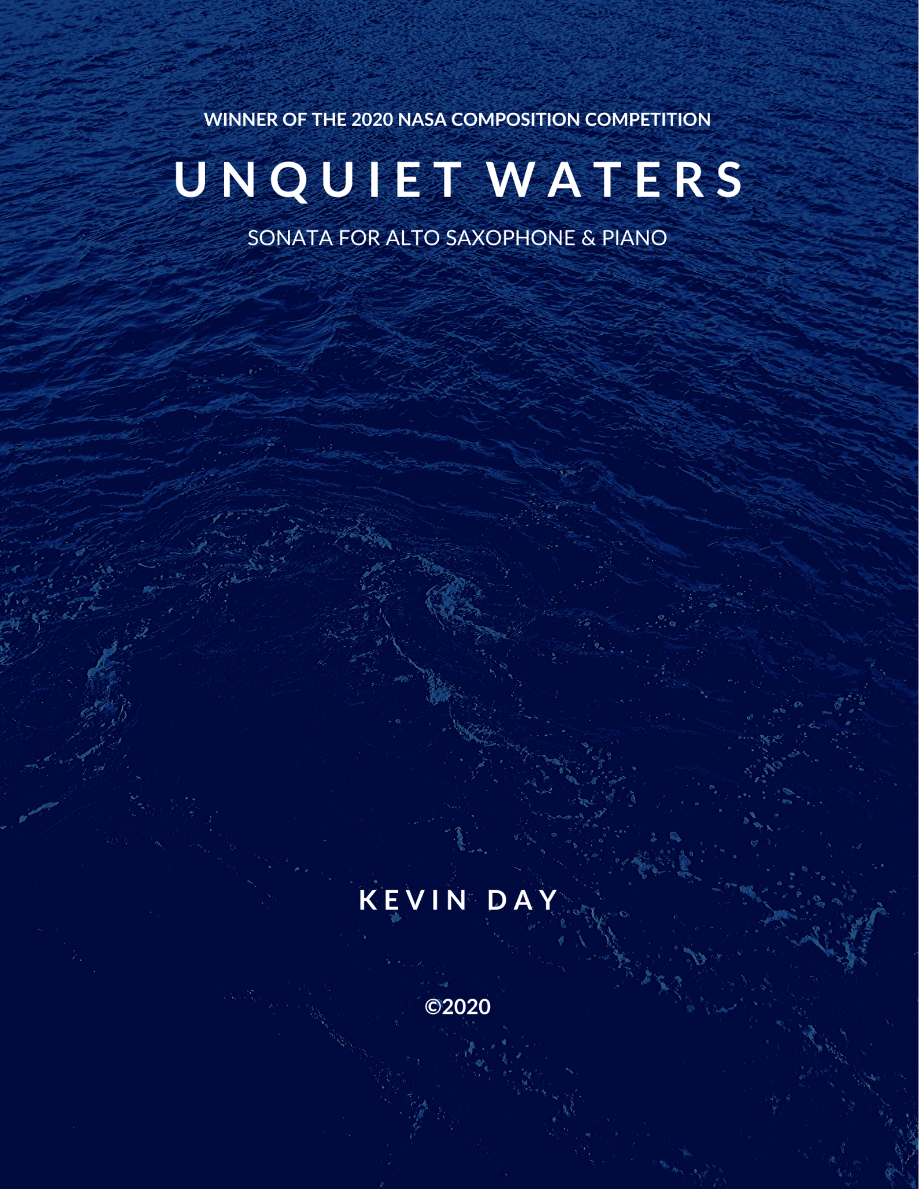 Unquiet Waters by Kevin Day