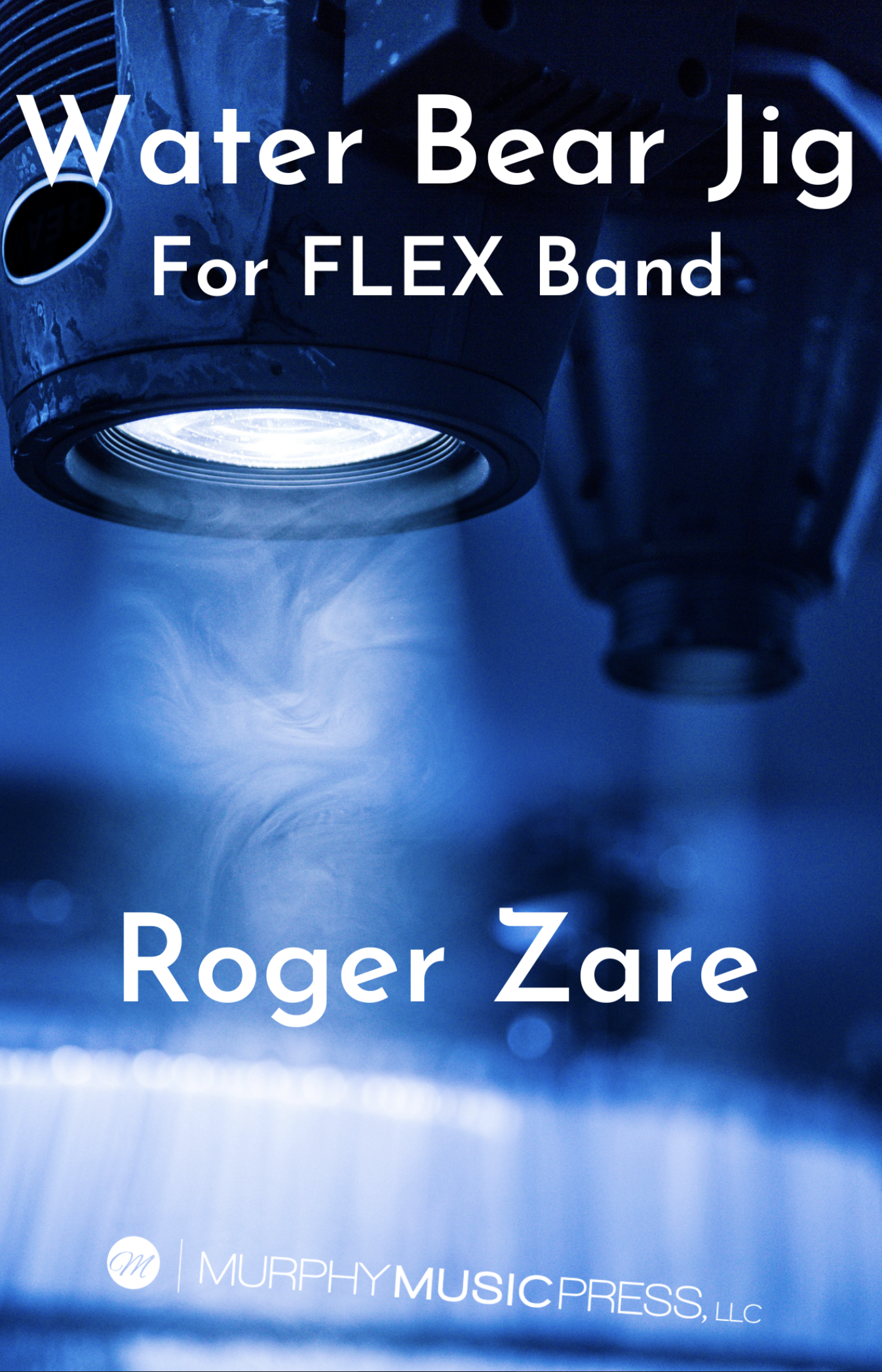 Water Bear Jig (Flex Version) by Roger Zare