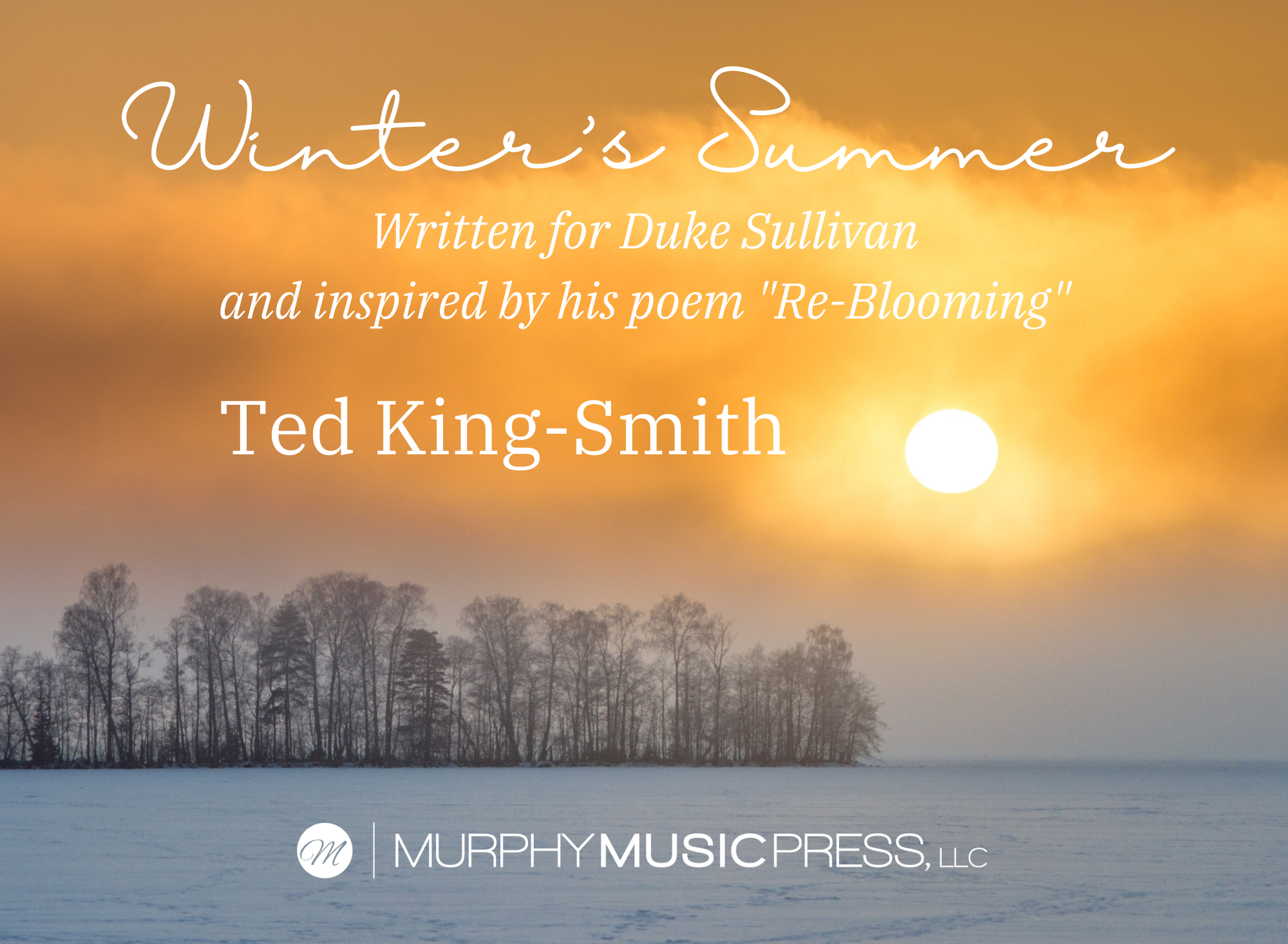 Winter's Summer by Ted King-Smith