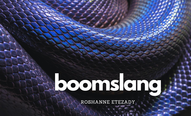ブームスラング(ロシャンヌ・エテザディ) (マリンバ)【Boomslang】