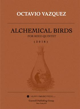 Alchemical Birds by Octavio Vazquez