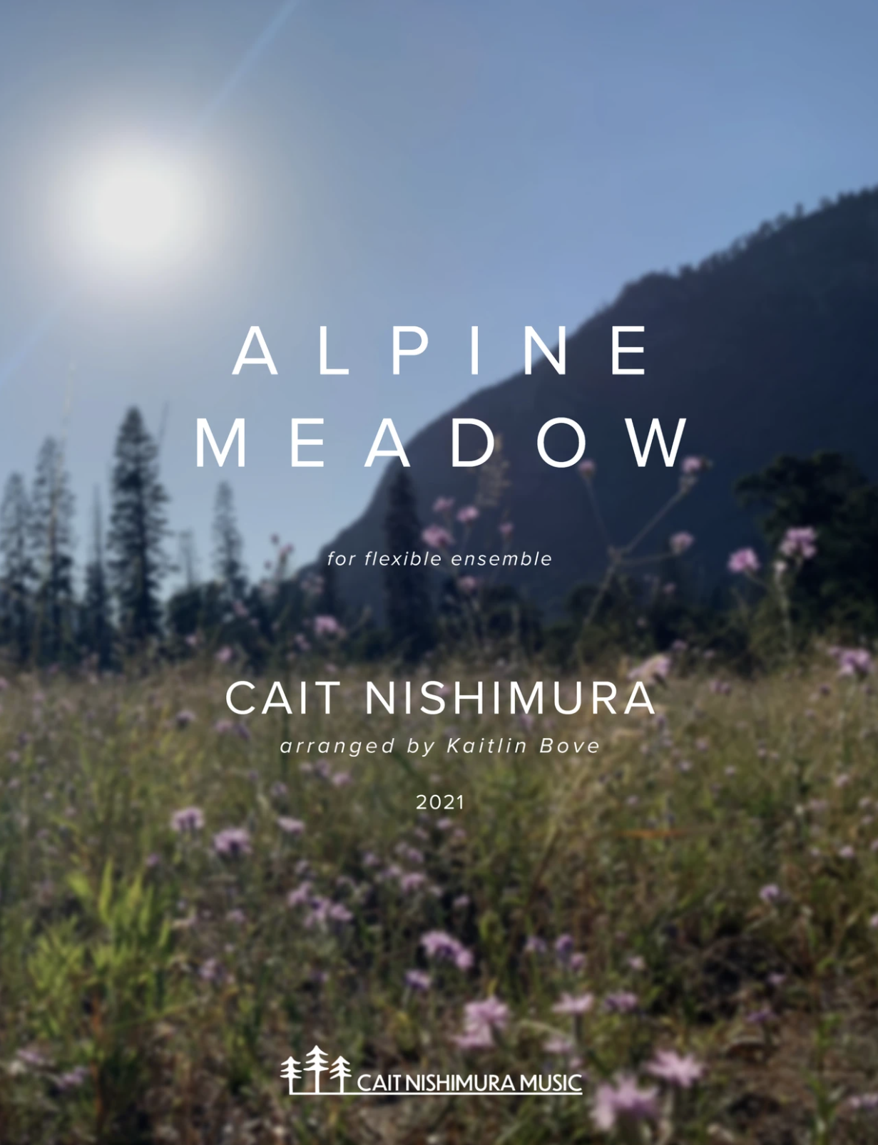 Alpine Meadow (Flex Version) by Cait Nishimura