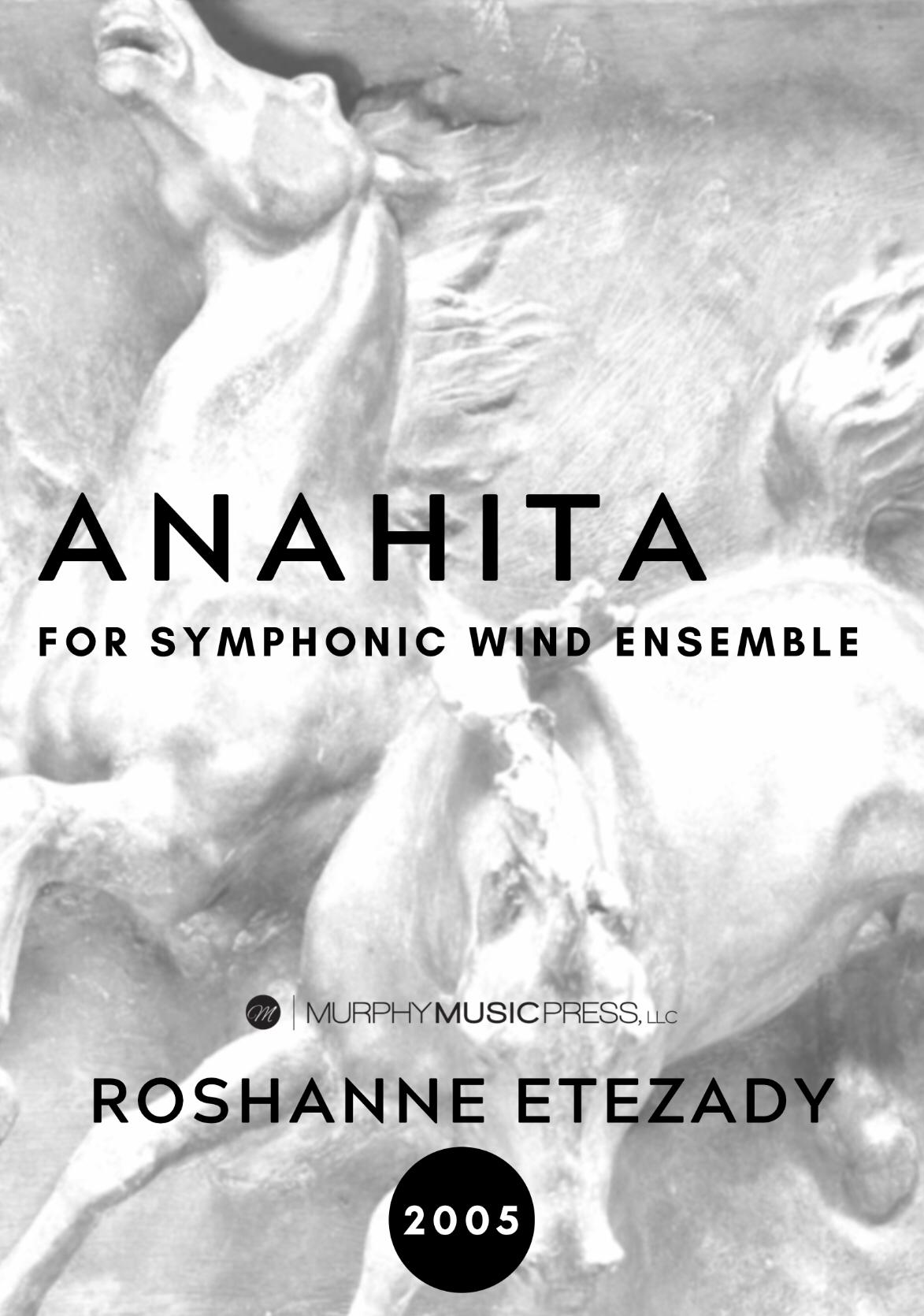 Anahita by Roshanne Etezady