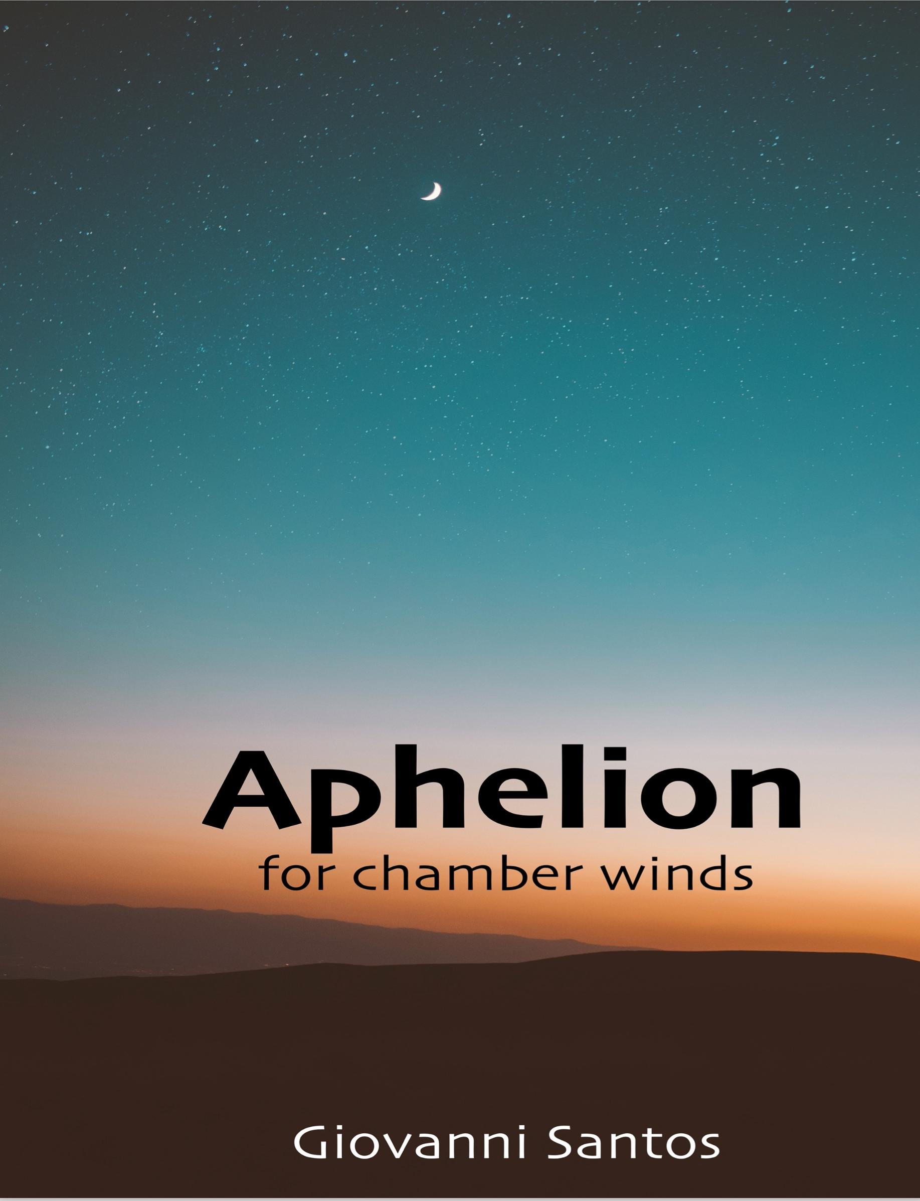 Aphelion by Giovanni Santos