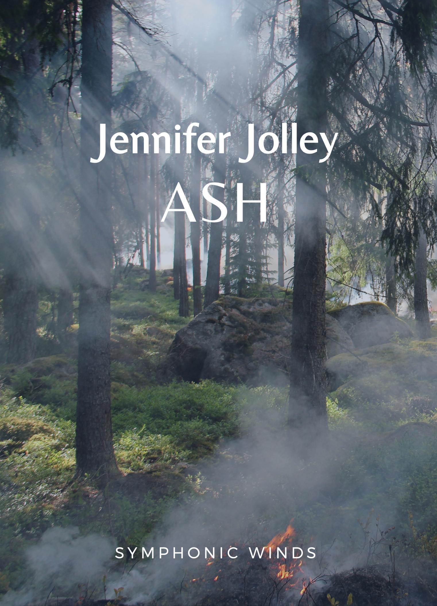 Ash (Score Only) by Jennifer Jolley