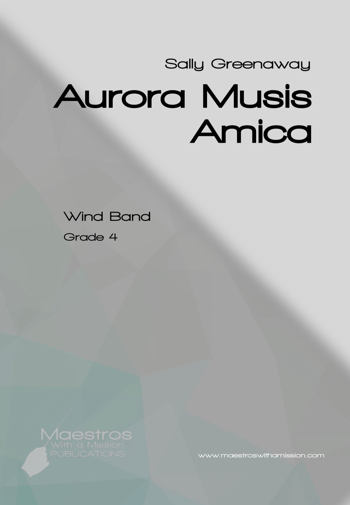 Aurora Musis Amica by Sally Greenaway