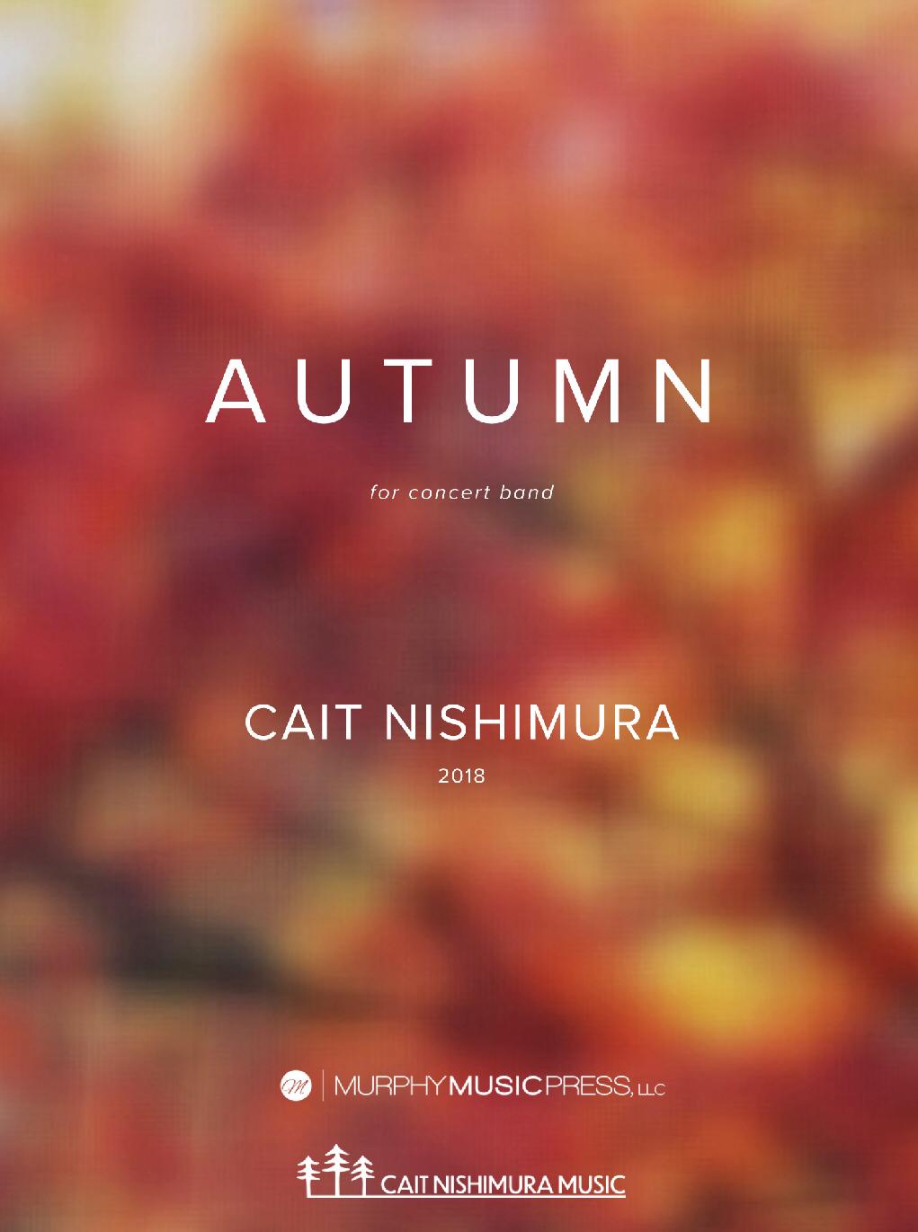 Autumn by Cait Nishimura