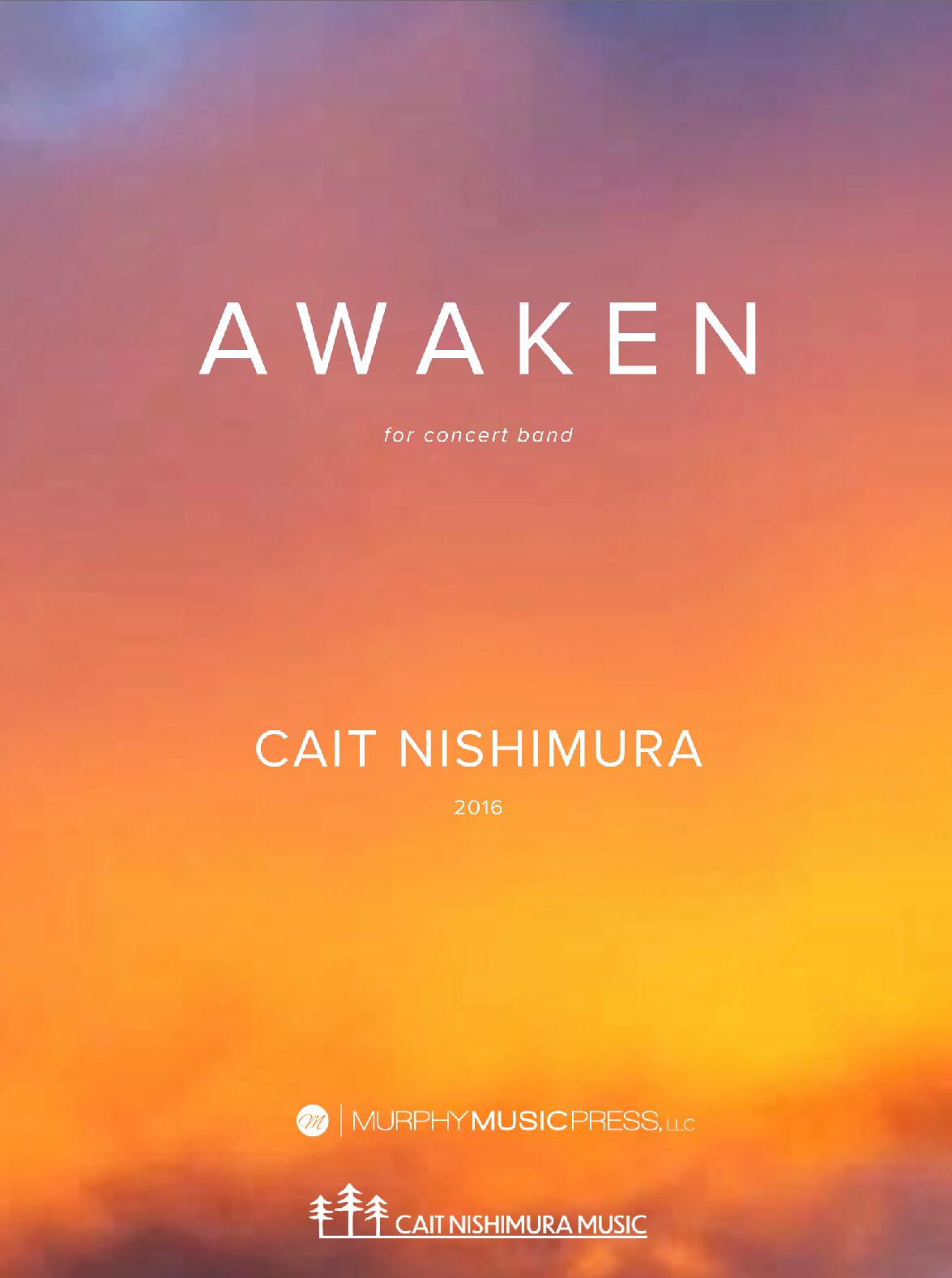 Awaken by Cait Nishimura