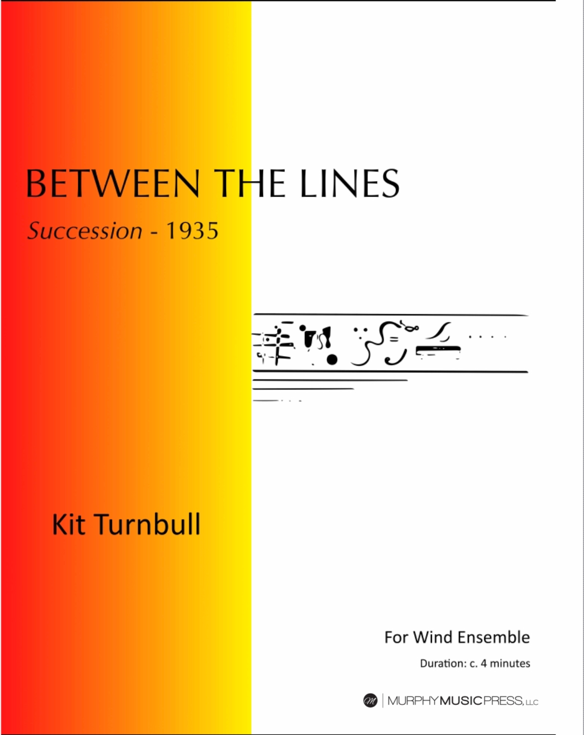 Between The Lines  by Kit Turnbull