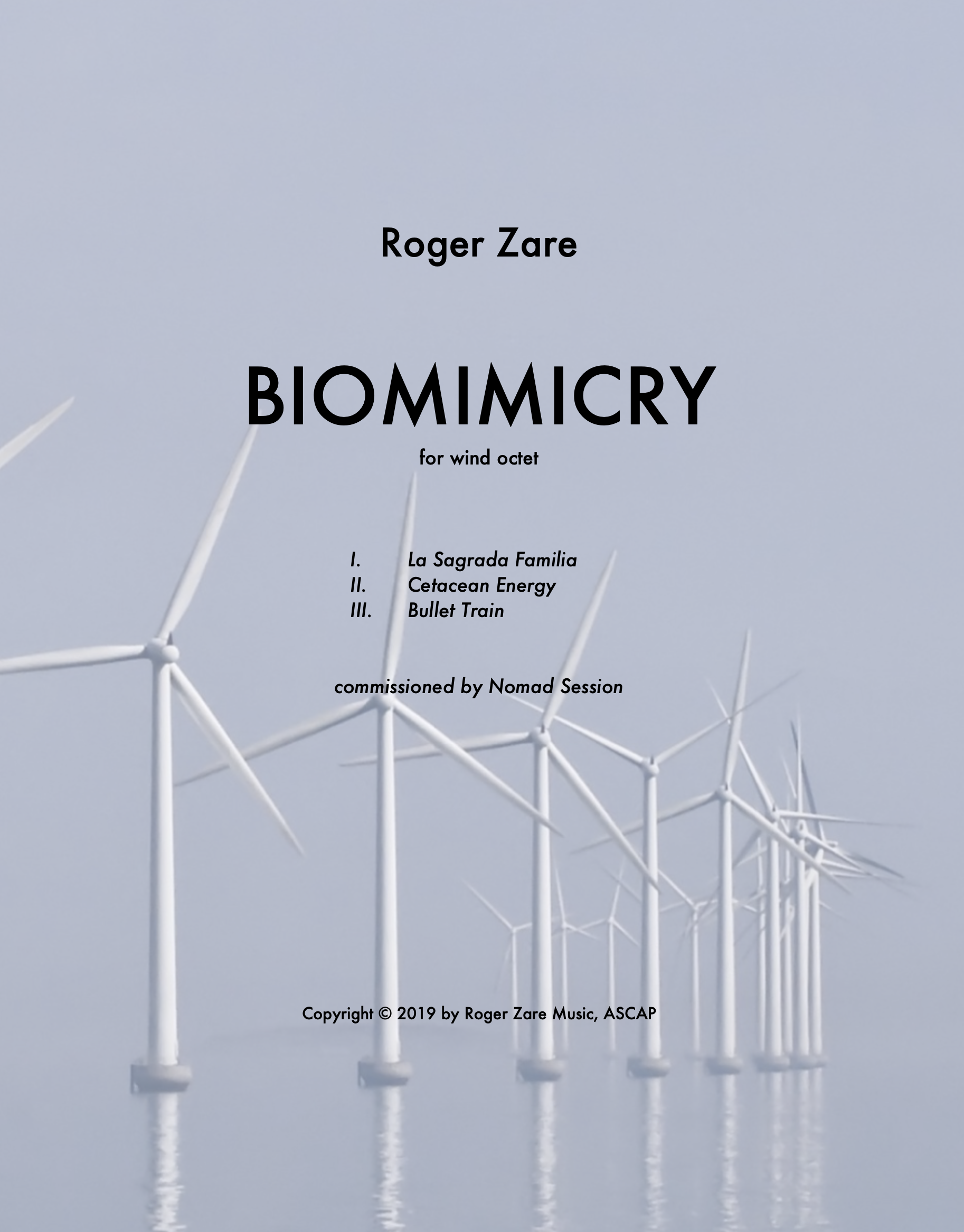 Biomimicry by Roger Zare